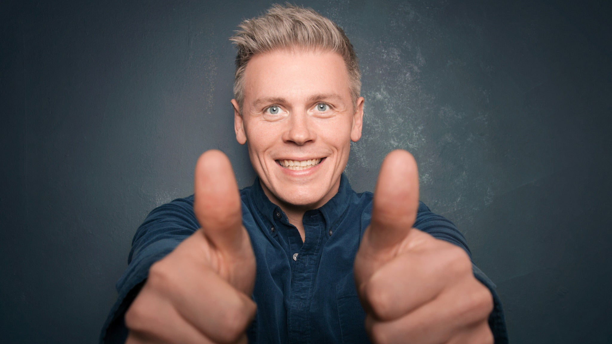 Comedy On The Green Presents Comedian Christian Finnegan