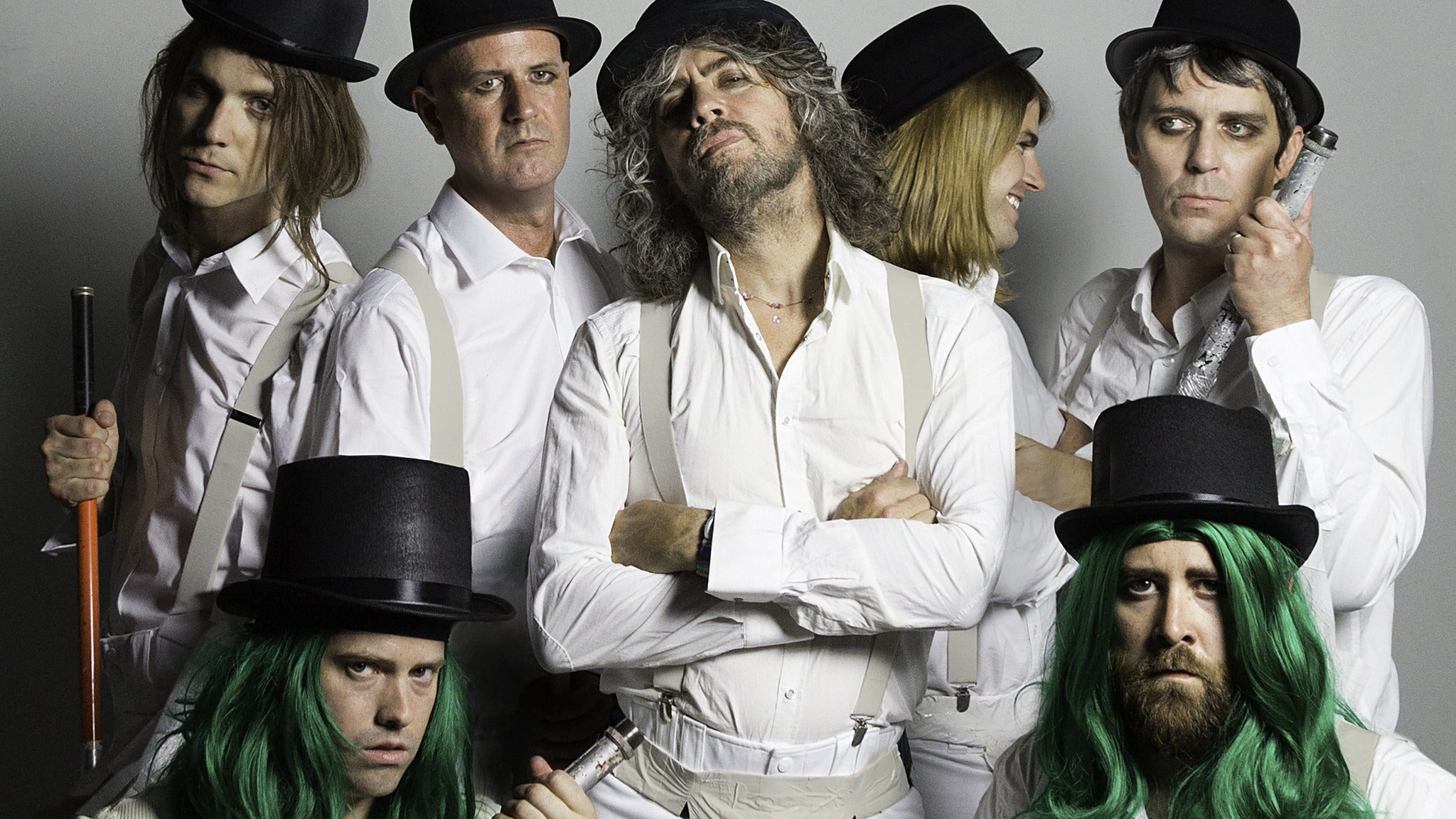 The Flaming Lips w/ Claypool Lennon Delirium