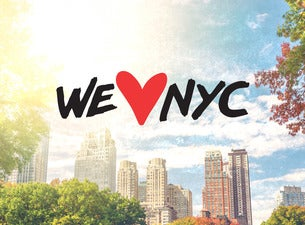 We Love NYC - The Homecoming Concert