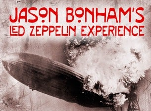 Jason Bonham's Led Zeppelin Evening Presented By Wcsx