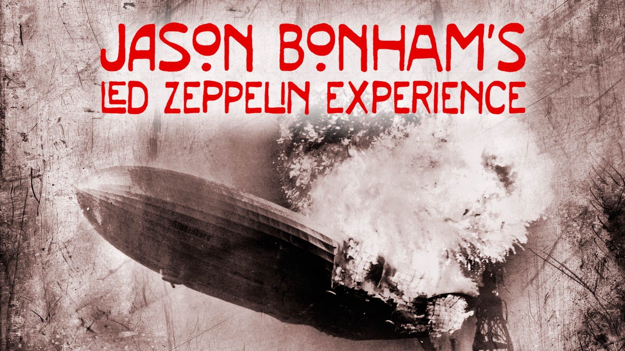 Jason Bonham's Led Zeppelin Experience at Star Plaza Theatre