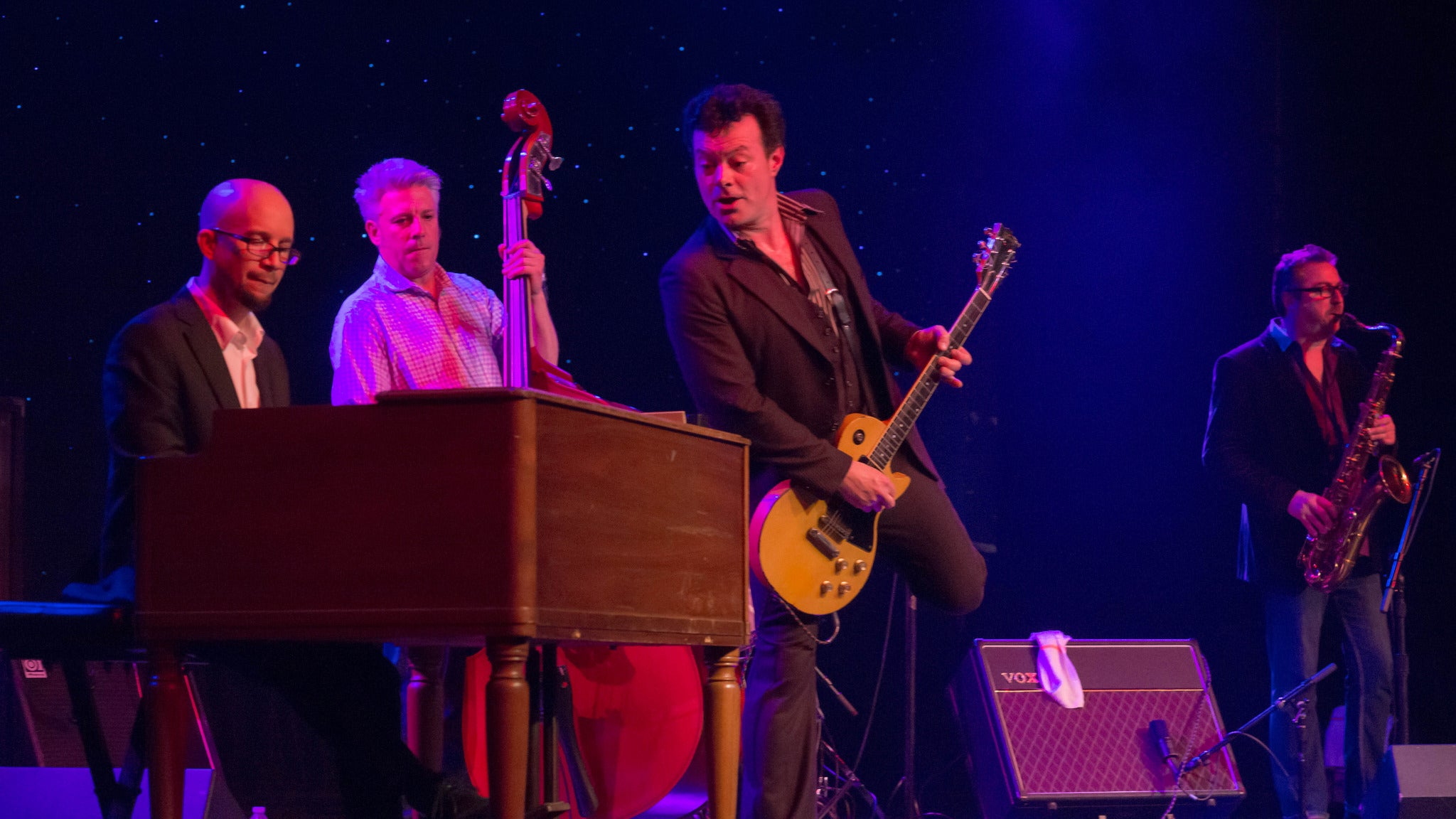 The James Hunter Six at Ponte Vedra Concert Hall