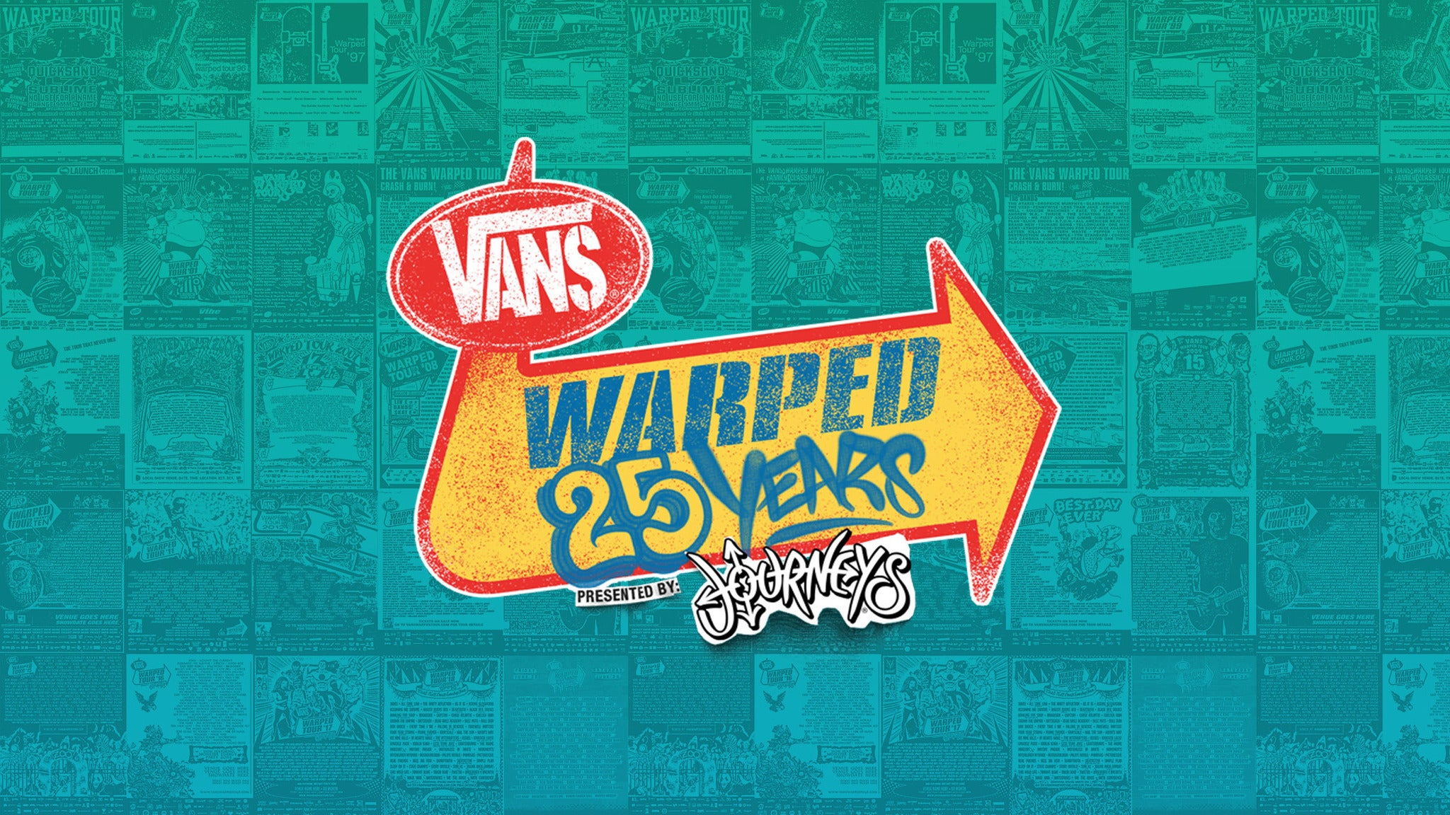 Vans Warped Tour Presented By Journeys - SUNDAY