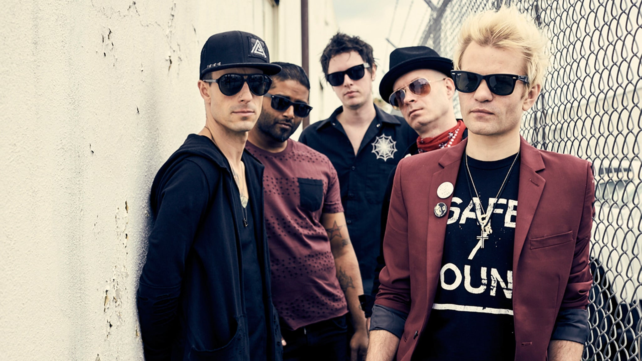 Sum 41's Don't Call It A Sum-Back Tour
