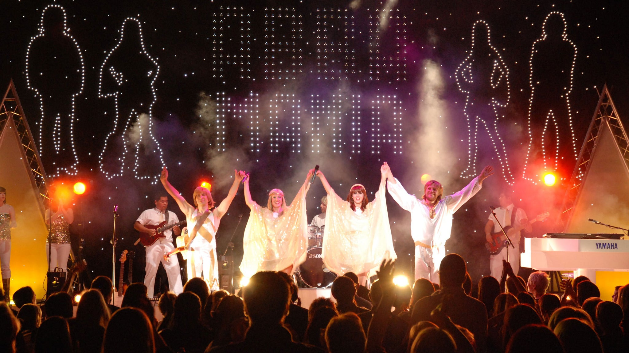 Abba Mania at Flint Center