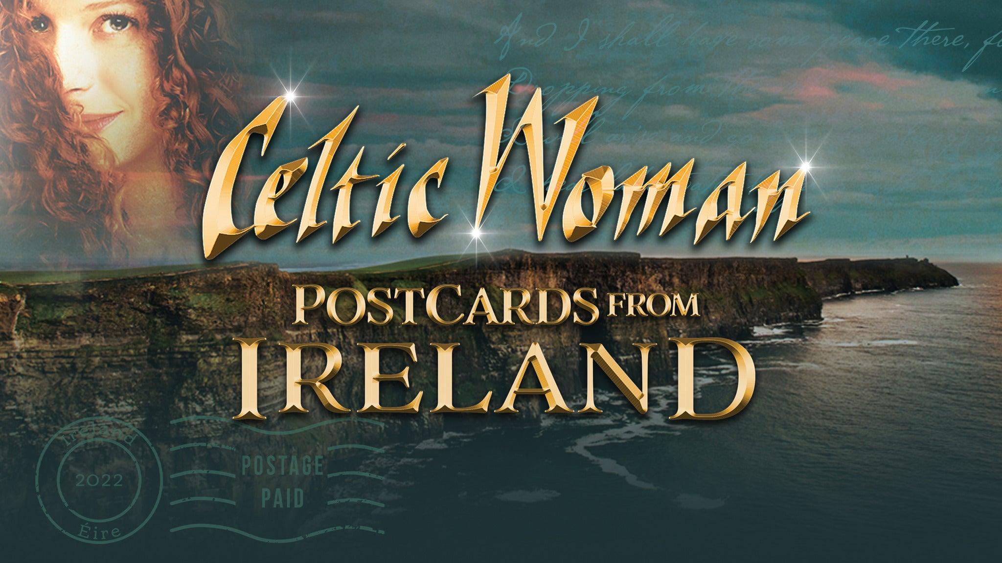 Celtic Woman at Ovens Auditorium