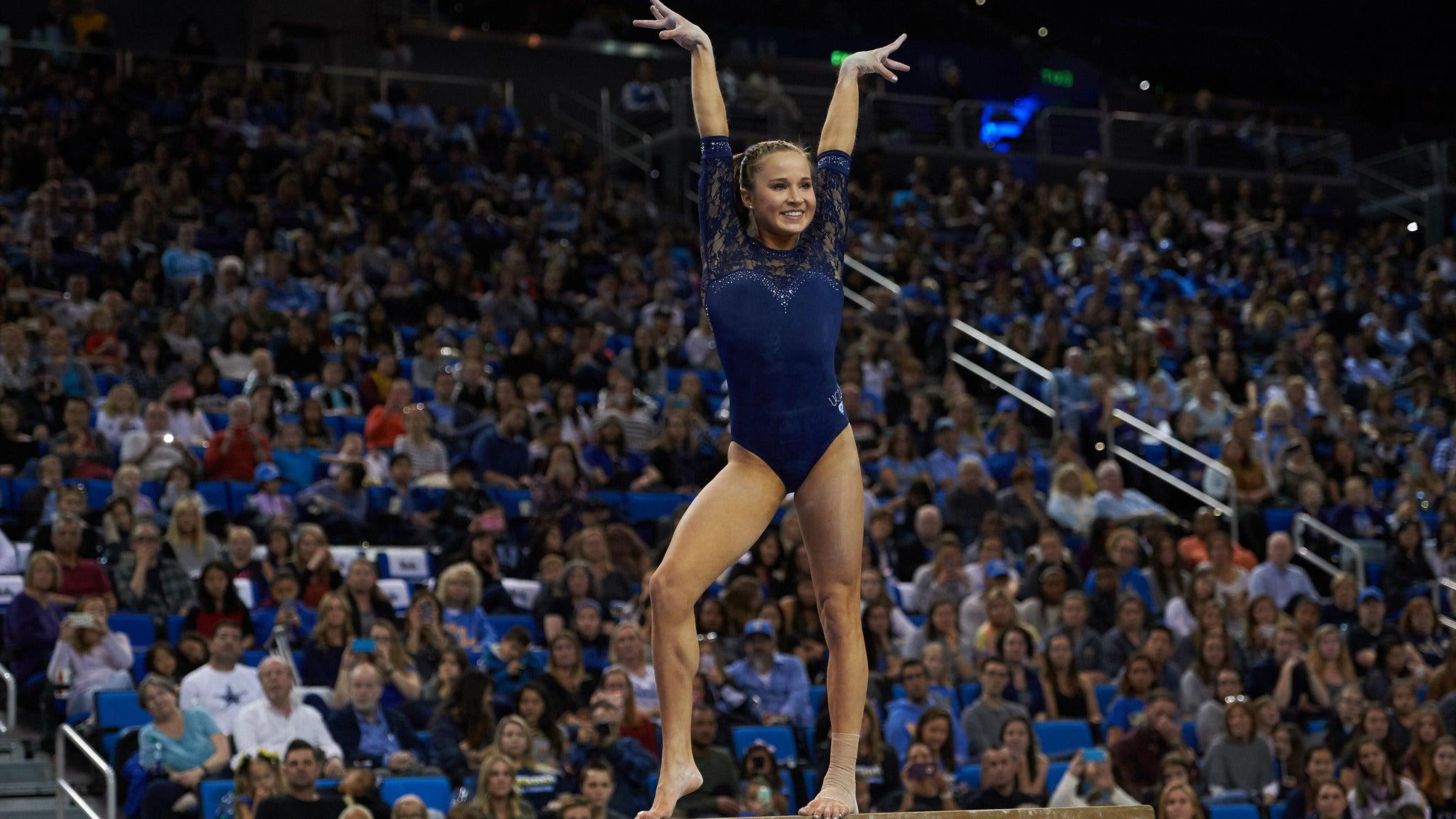 UCLA Women's Gymnastics v Arizona State