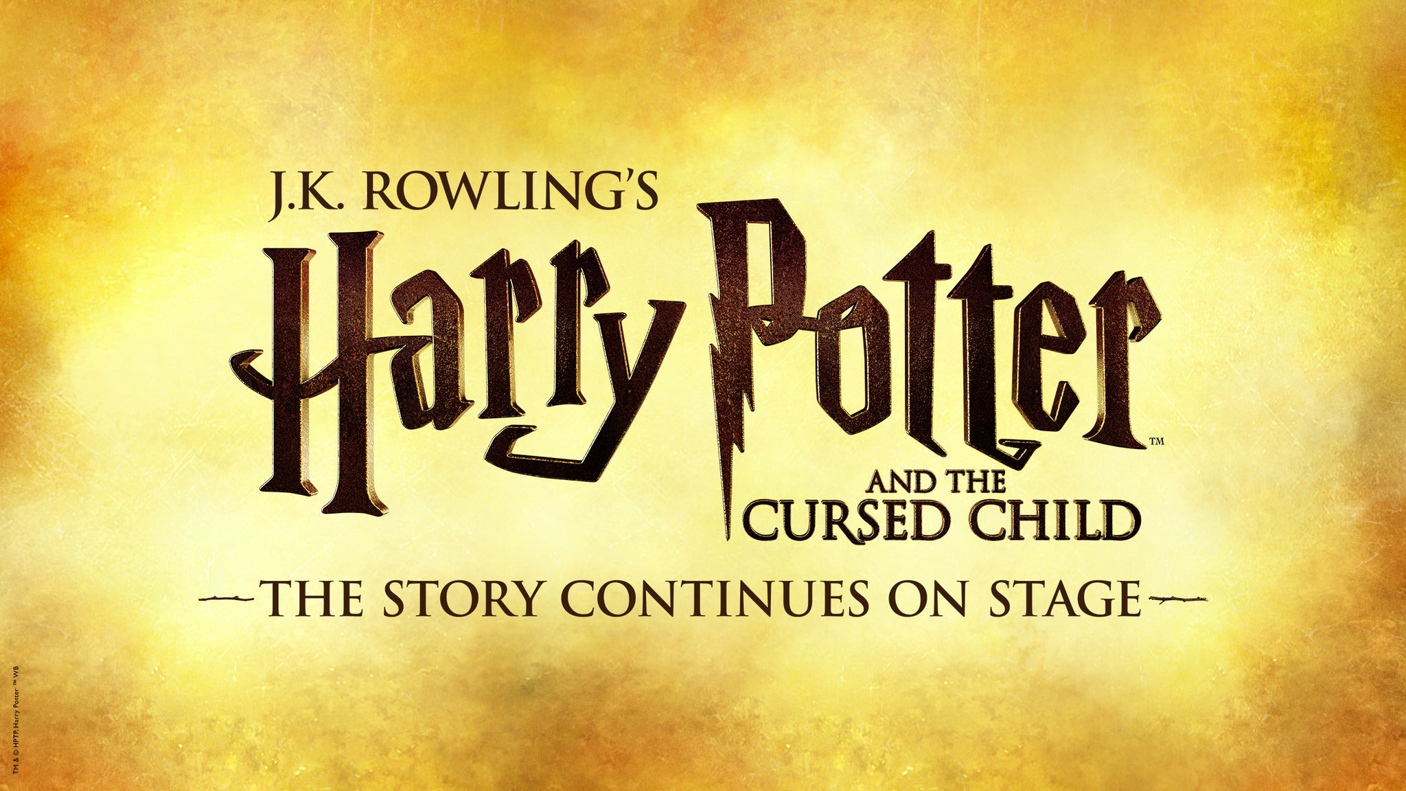 Harry Potter and the Cursed Child Part One tickets (Copyright © Ticketmaster)