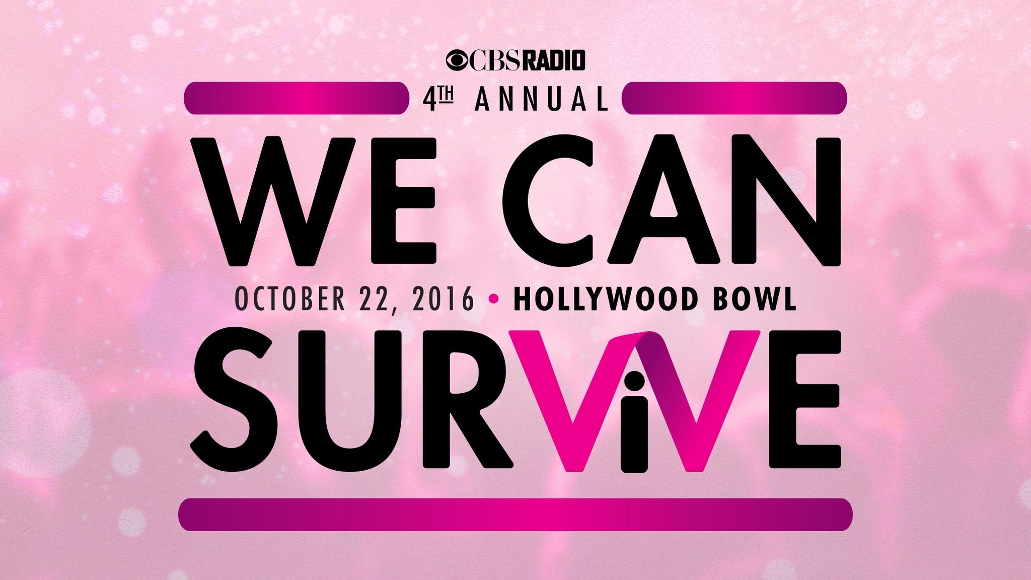 CBS Radio's We Can Survive at Hollywood Bowl
