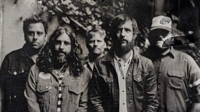 Band of Horses with She Returns From War