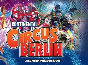 Continental Circus Berlin Event Title Pic