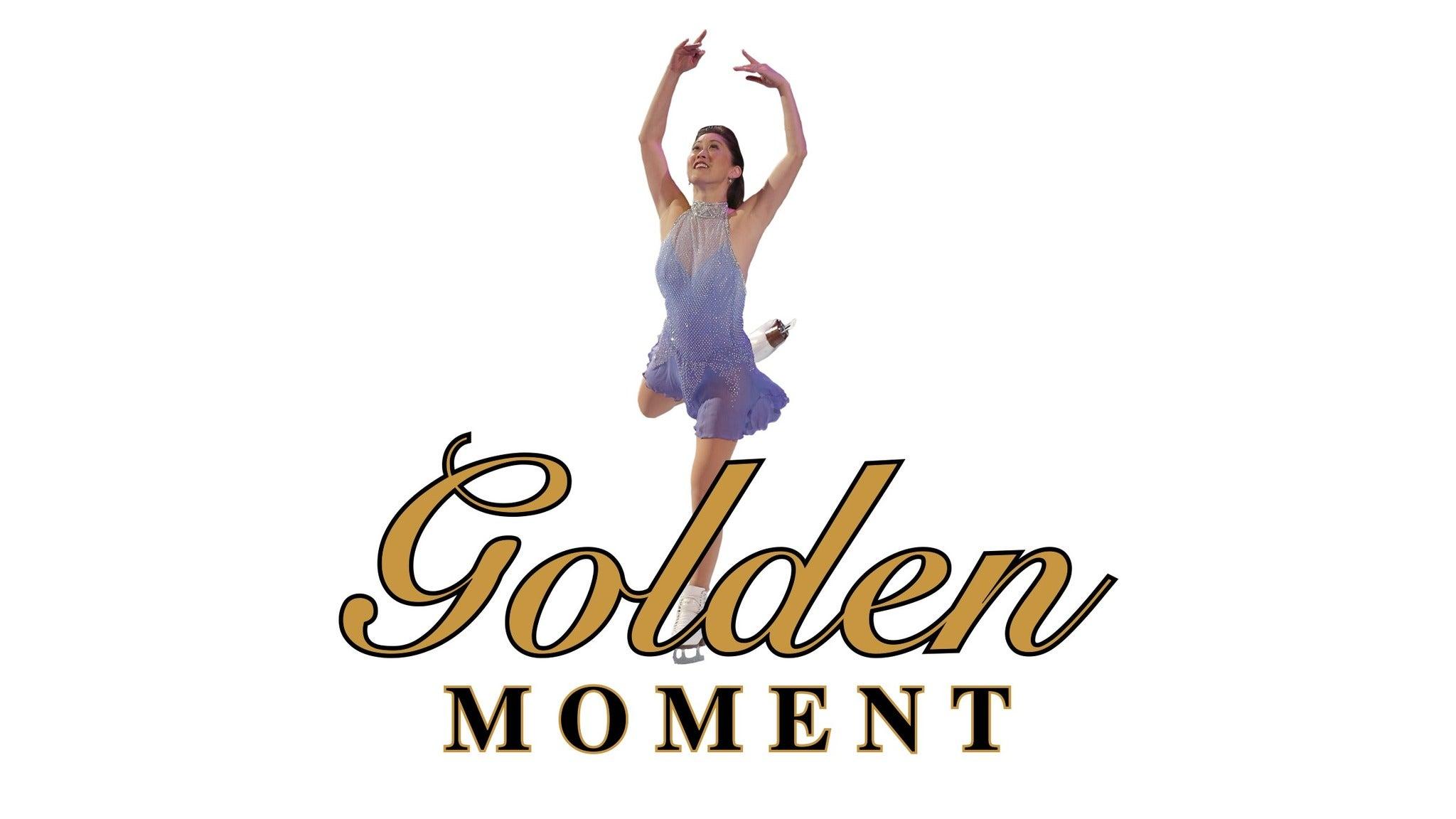 Kristi Yamaguchi's Golden Moment at Neal S Blaisdell Arena