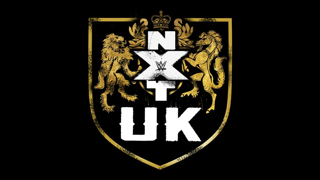 WWE NXT UK Seating Plans