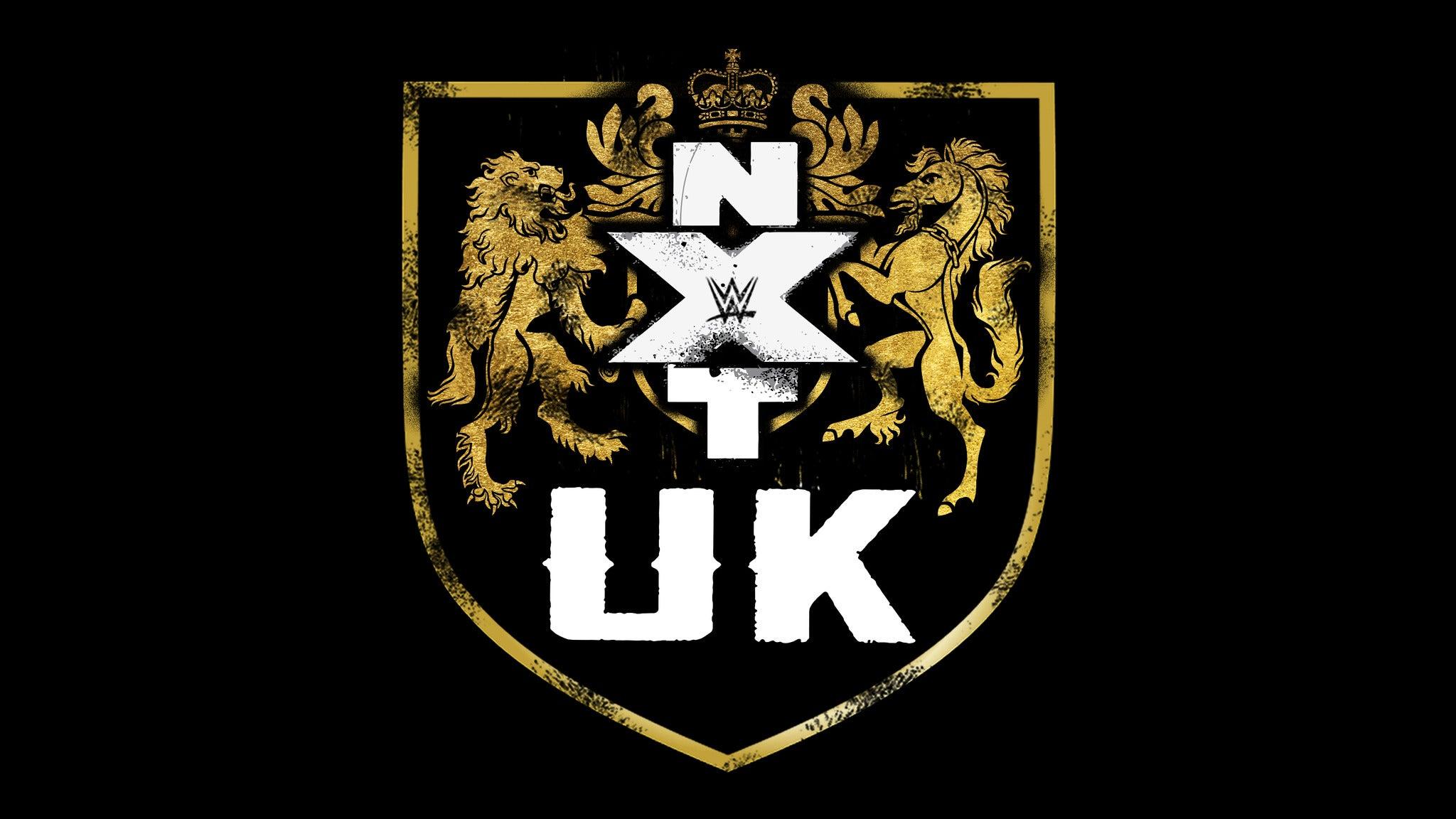 WWE NXT UK Live Glasgow - 2 Day Ticket tickets (Copyright © Ticketmaster)