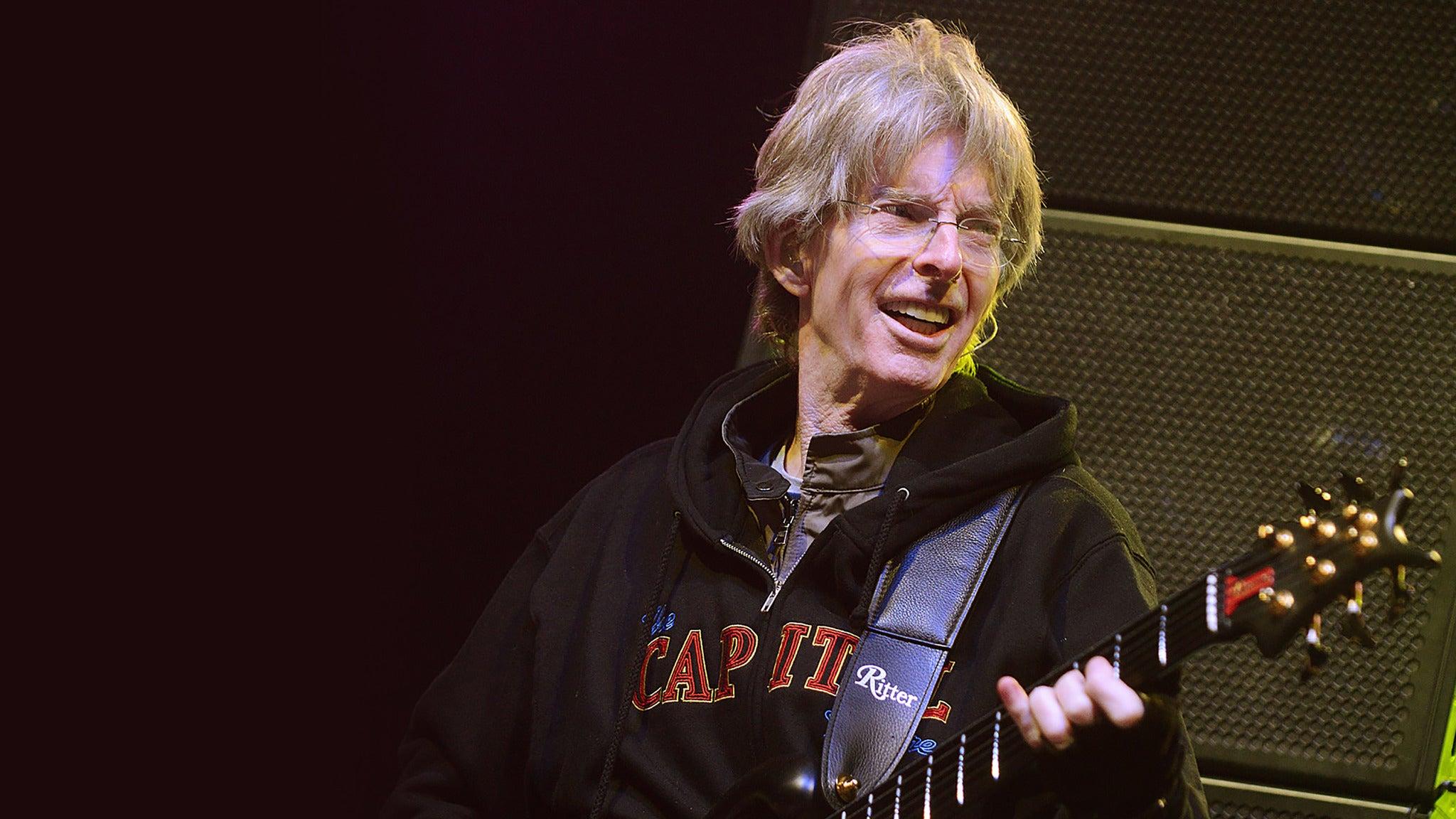 Phil Lesh w/ Terrapin Family Band at Red Rocks Amphitheatre