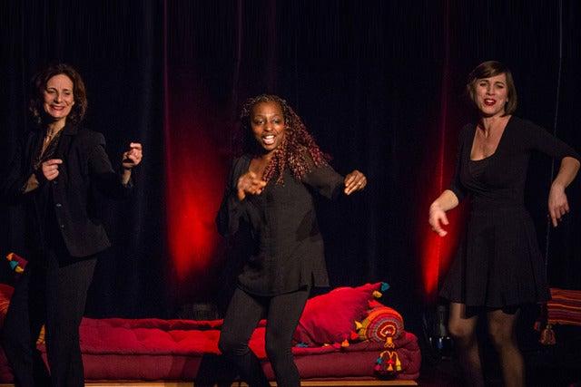 The Vagina Monologues at Aventura Arts & Cultural Center