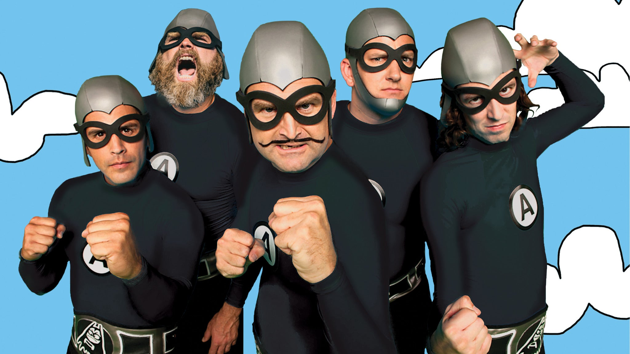 Aquabats at Majestic Theatre-MI