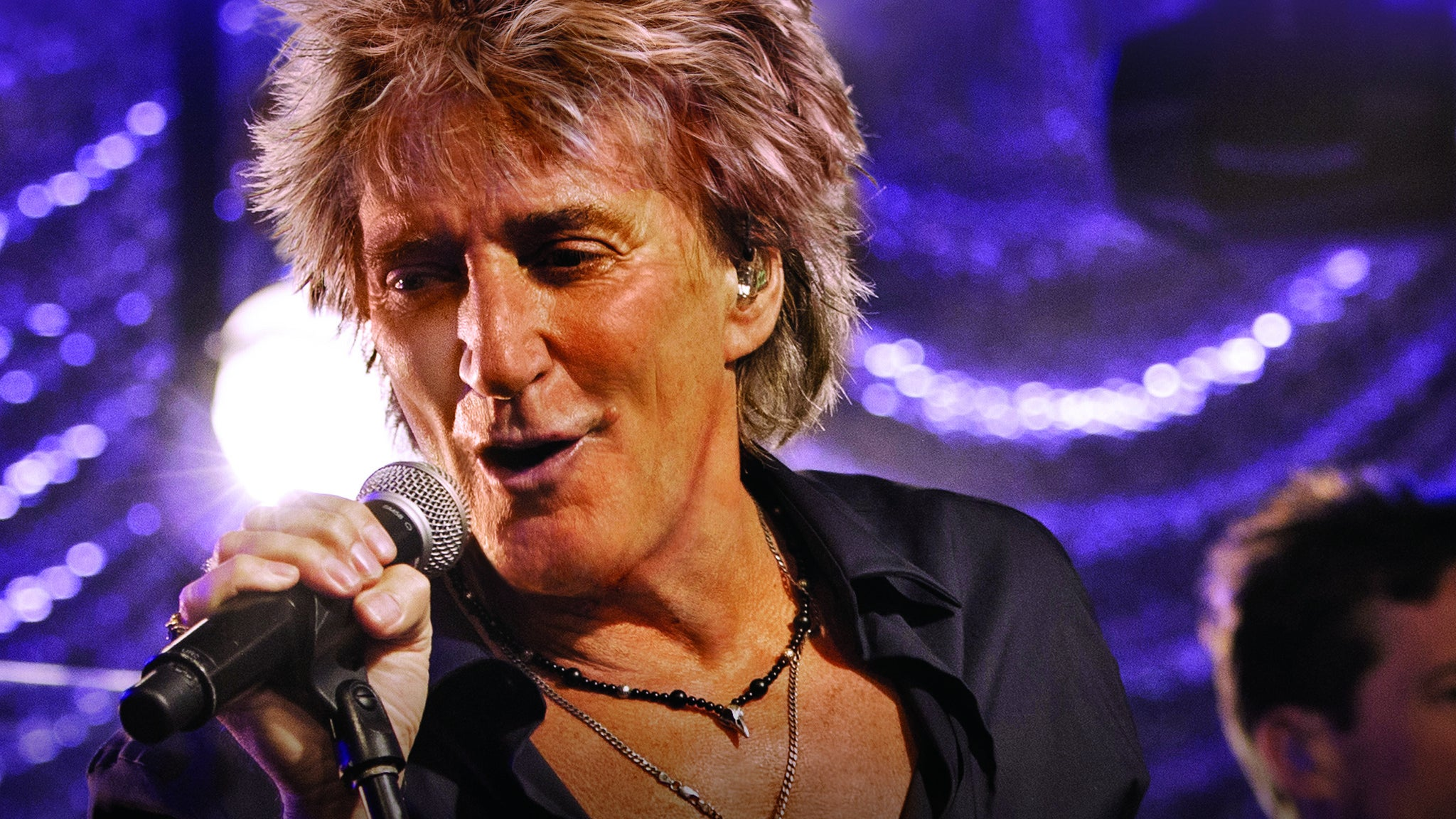 Rod Stewart W/ Special Guest Cyndi Lauper at Boardwalk Hall