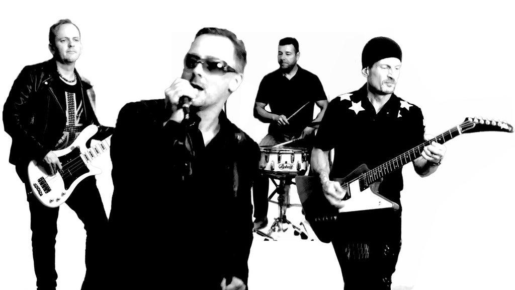 Hotels near Desire - International U2 Tribute Events