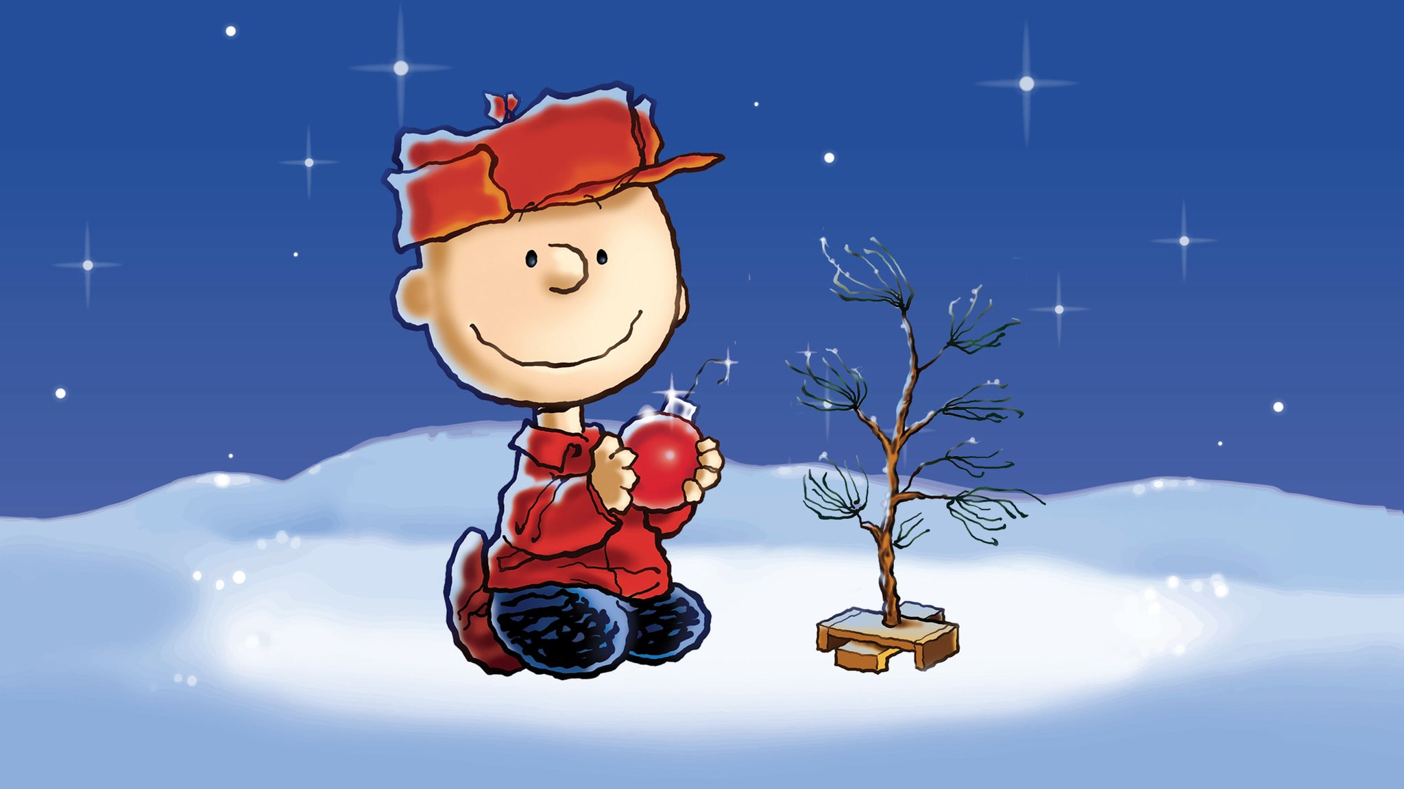 A CHARLIE BROWN CHRISTMAS at Clowes Memorial Hall