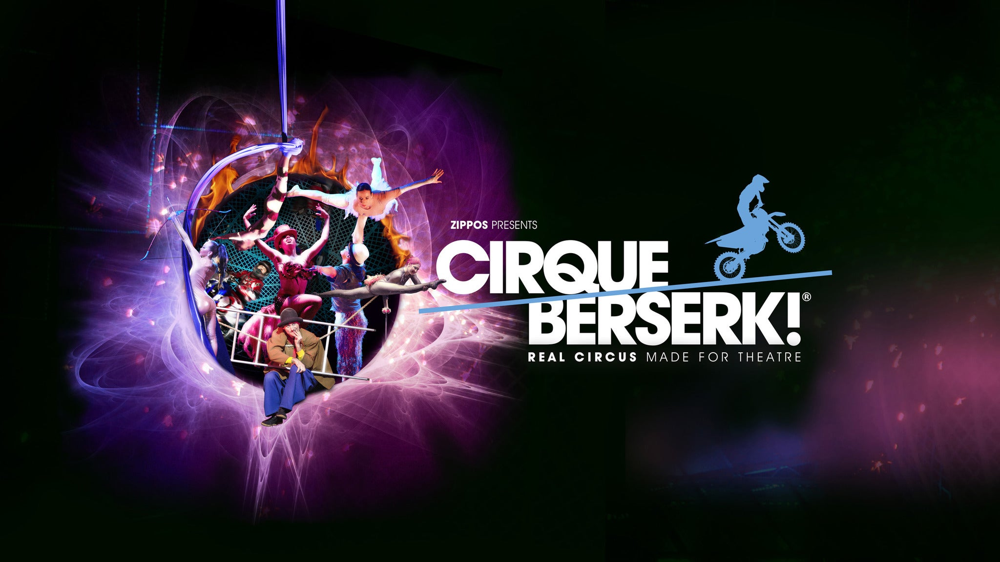 Cirque Berserk Event Title Pic