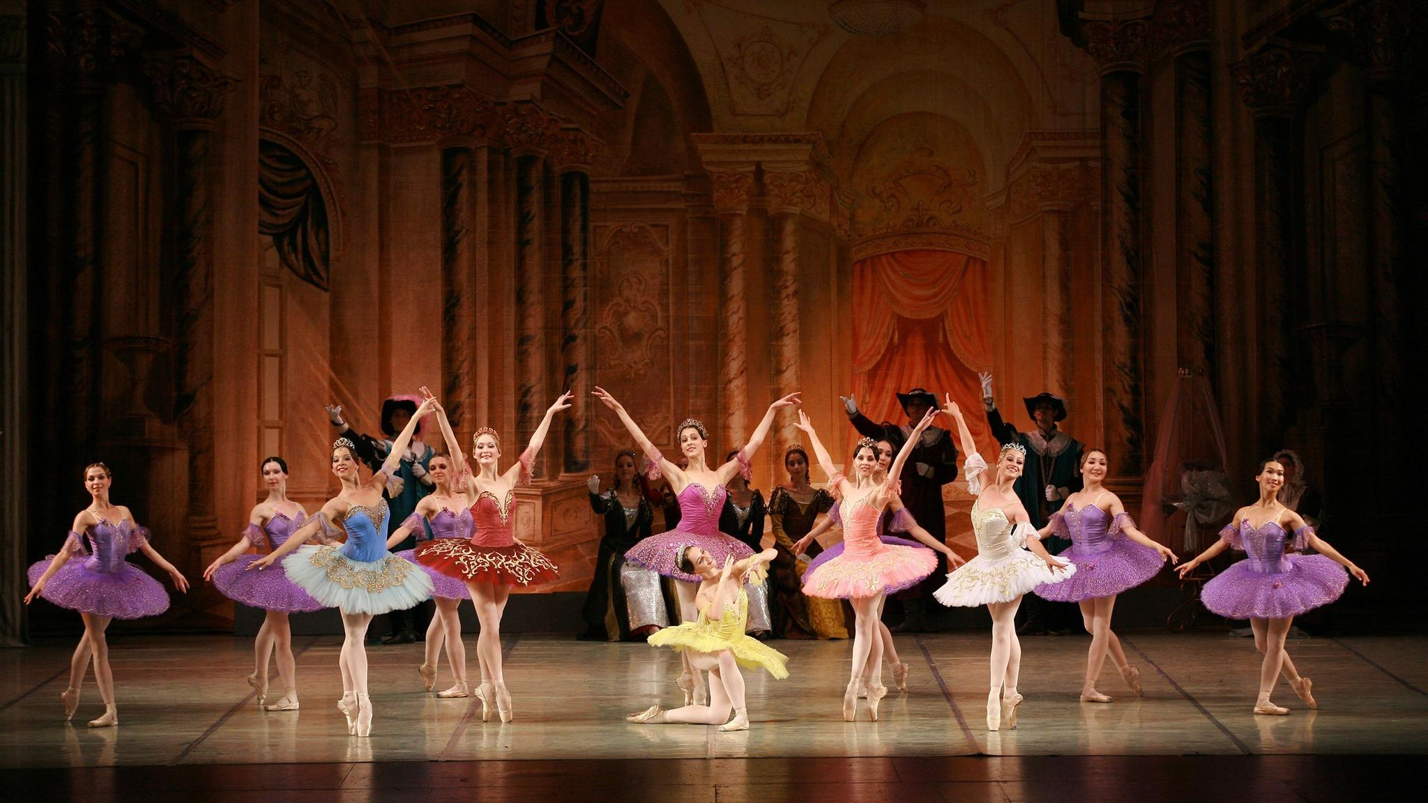 Moscow Festival Ballet at Emens Auditorium