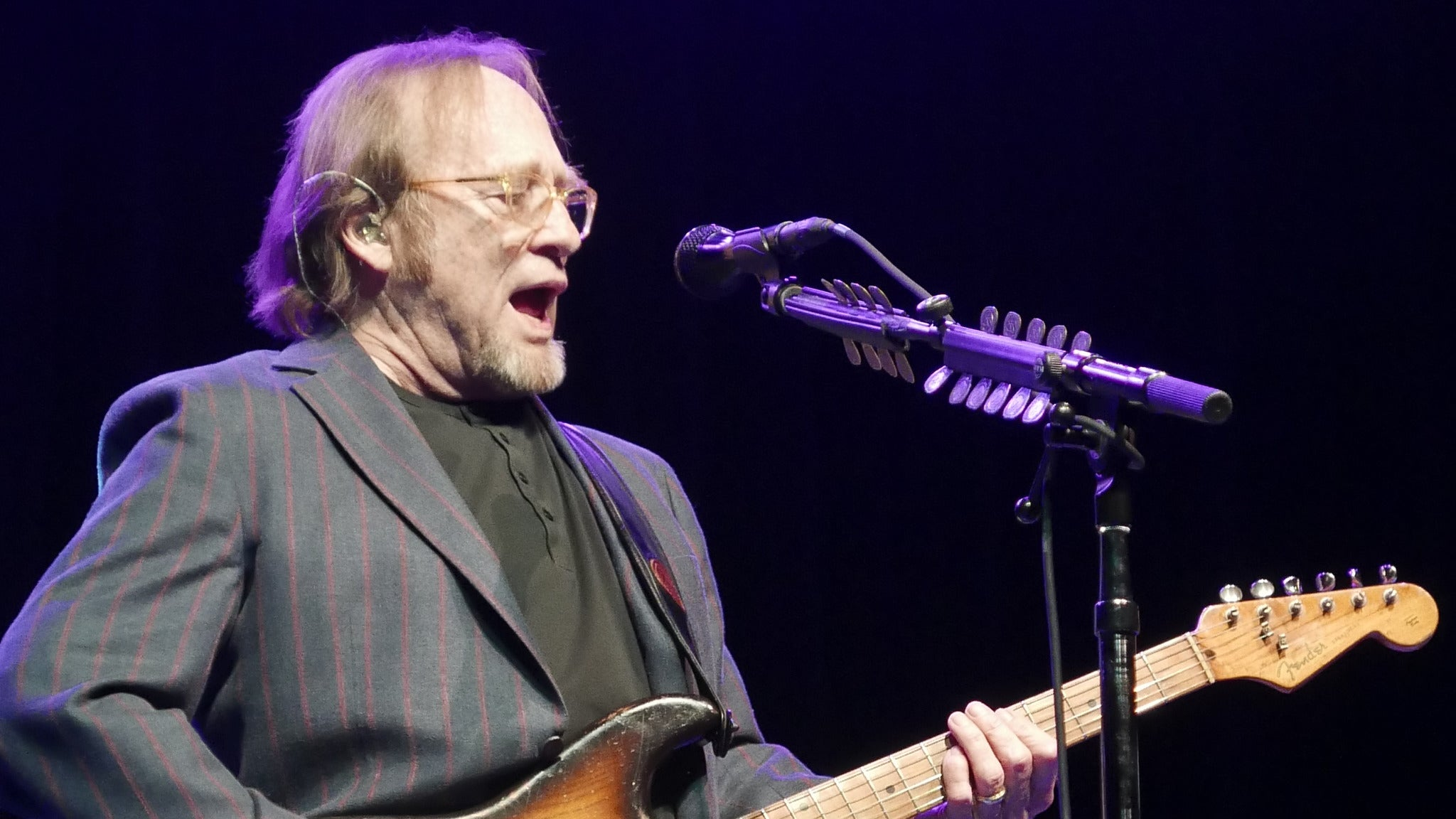 Stephen Stills at Three Stages at Folsom Lake College