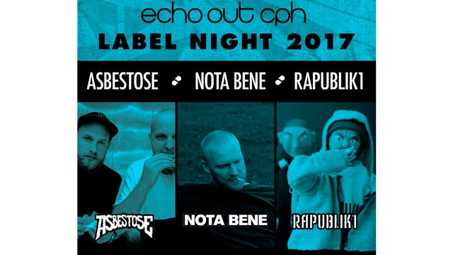 Echo Out Label Night