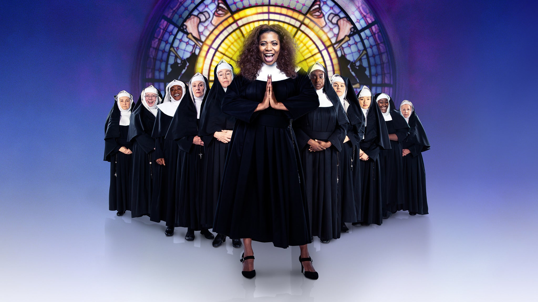 Sister Act (Touring) tickets (Copyright © Ticketmaster)