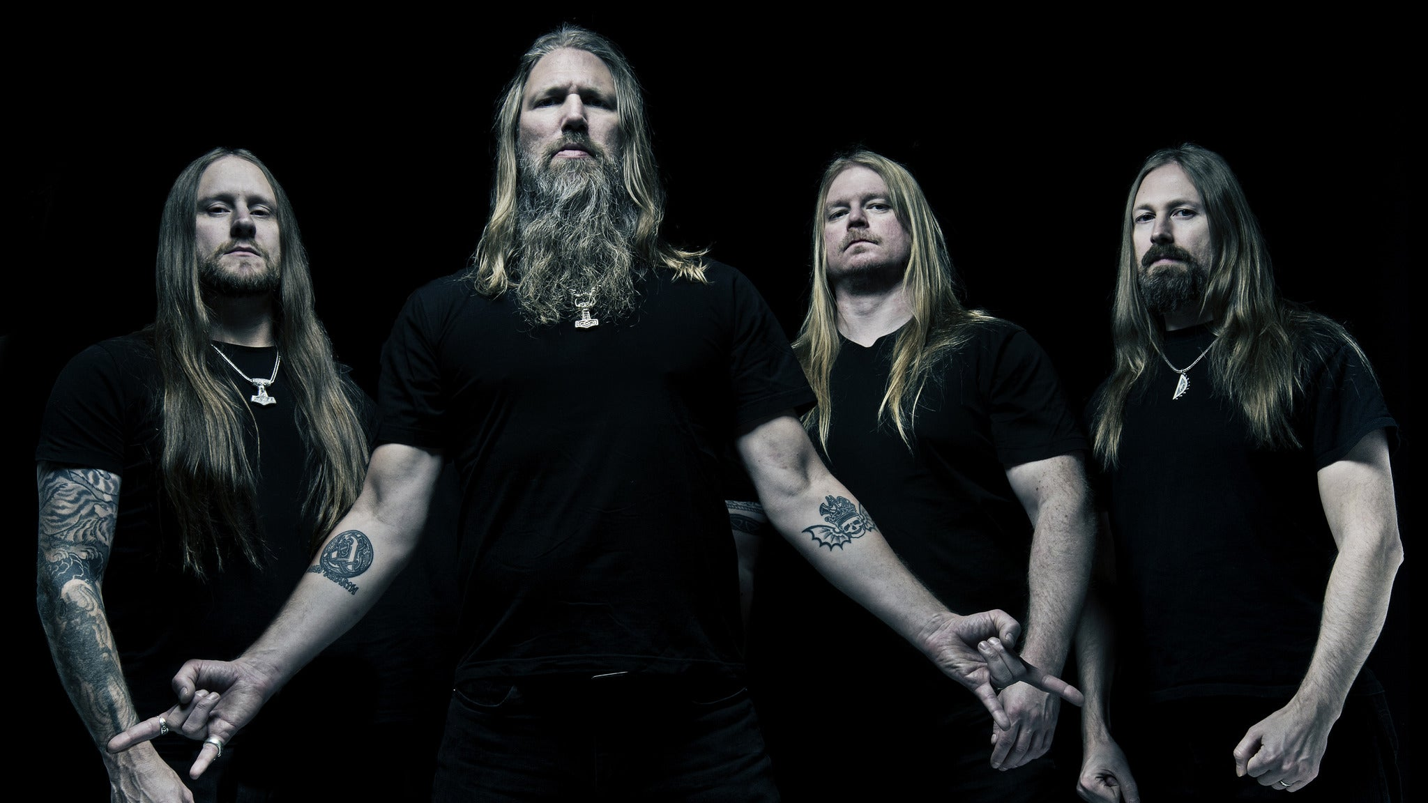 Amon Amarth at Mercury Ballroom