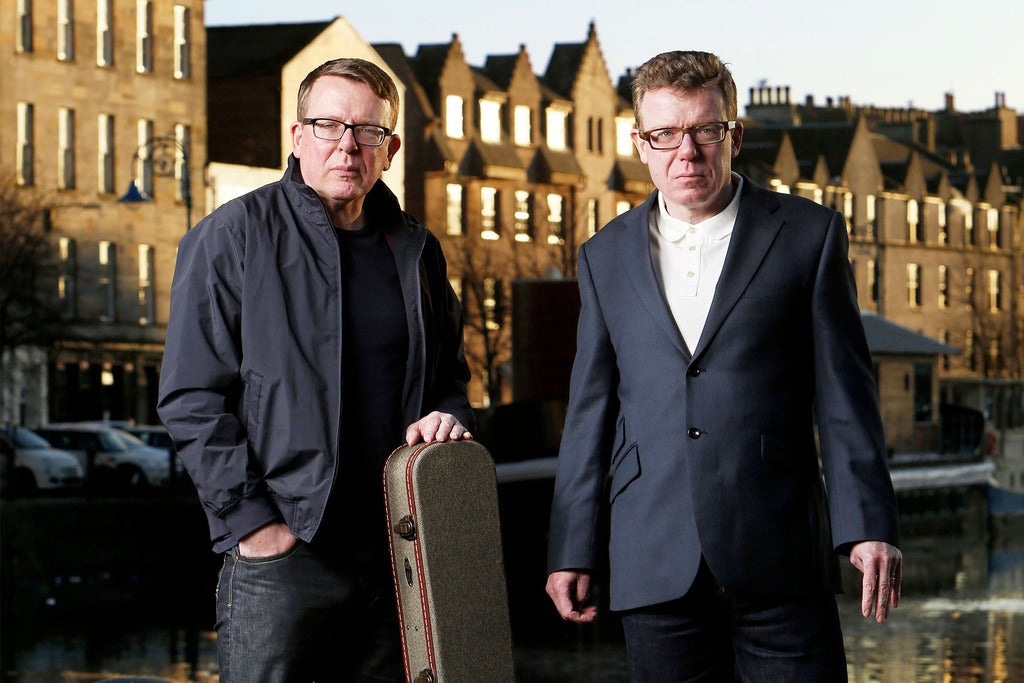The Proclaimers Plus Support Seating Plan London Palladium
