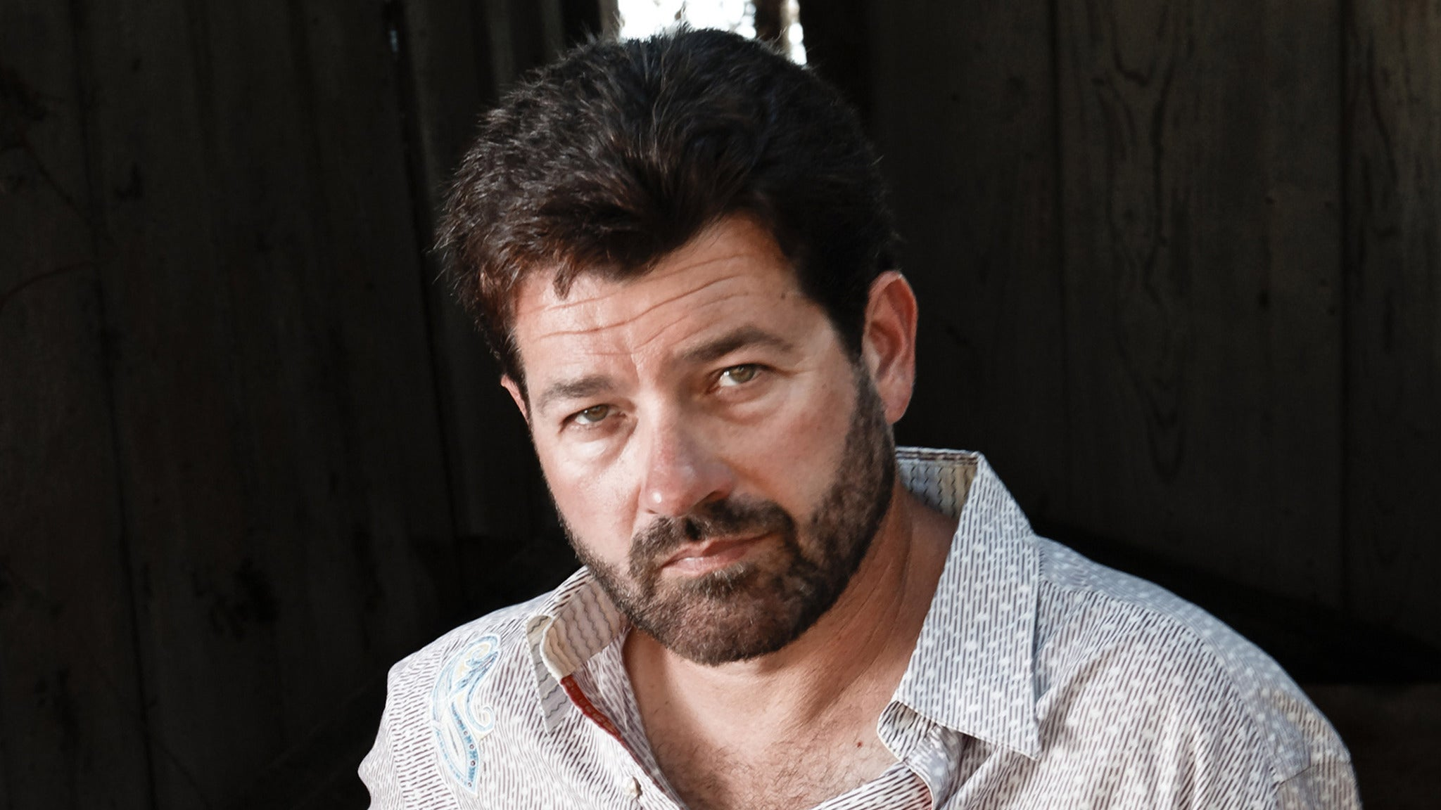 Tab Benoit at Three Stages at Folsom Lake College