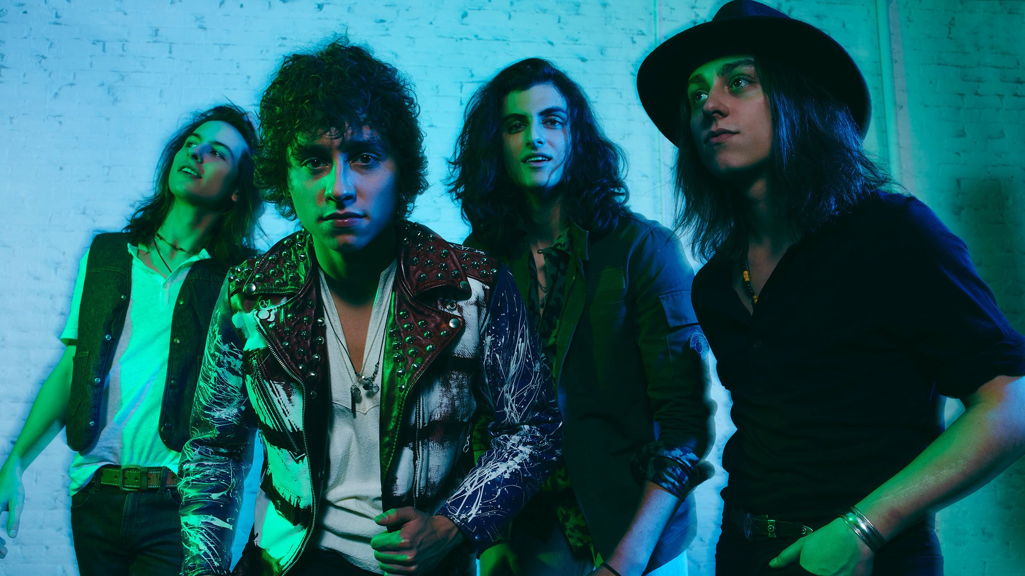 Greta Van Fleet:  March Of The Peaceful Army