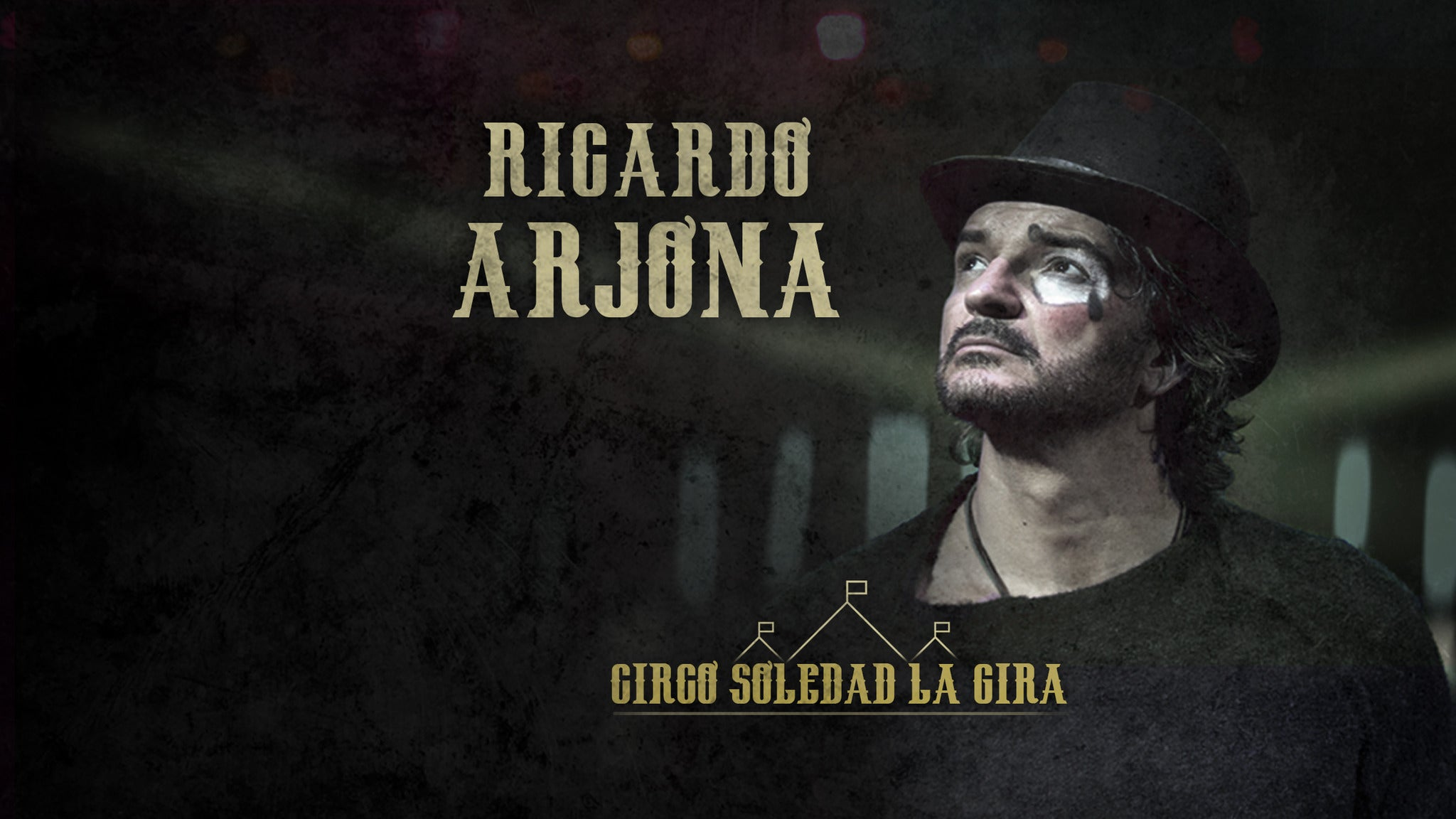 Ricardo Arjona at AmericanAirlines Arena