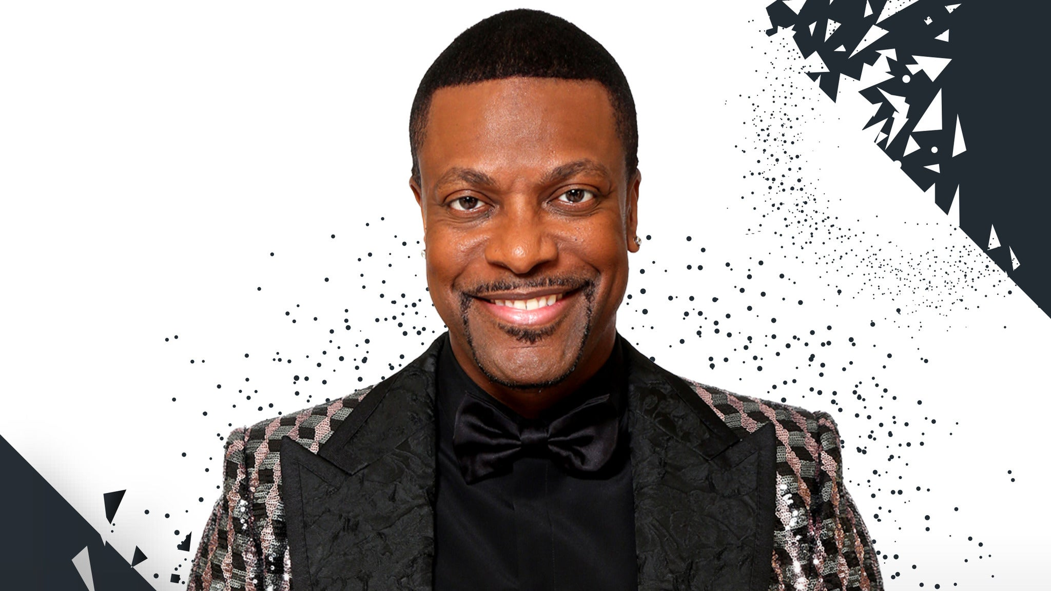 Chris Tucker at Peace Center