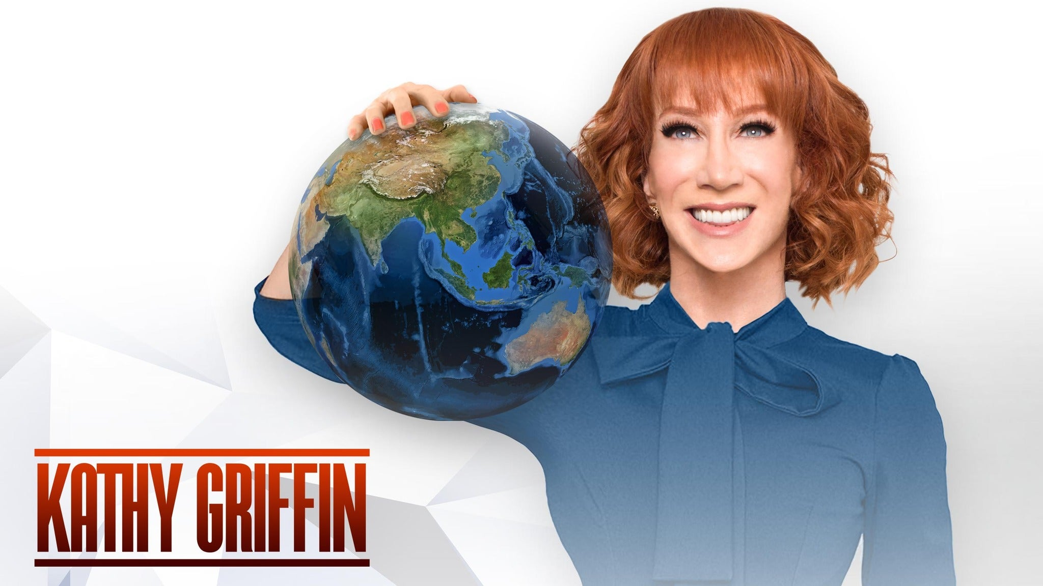 Kathy Griffin: Laugh Your Head Off World Tour
