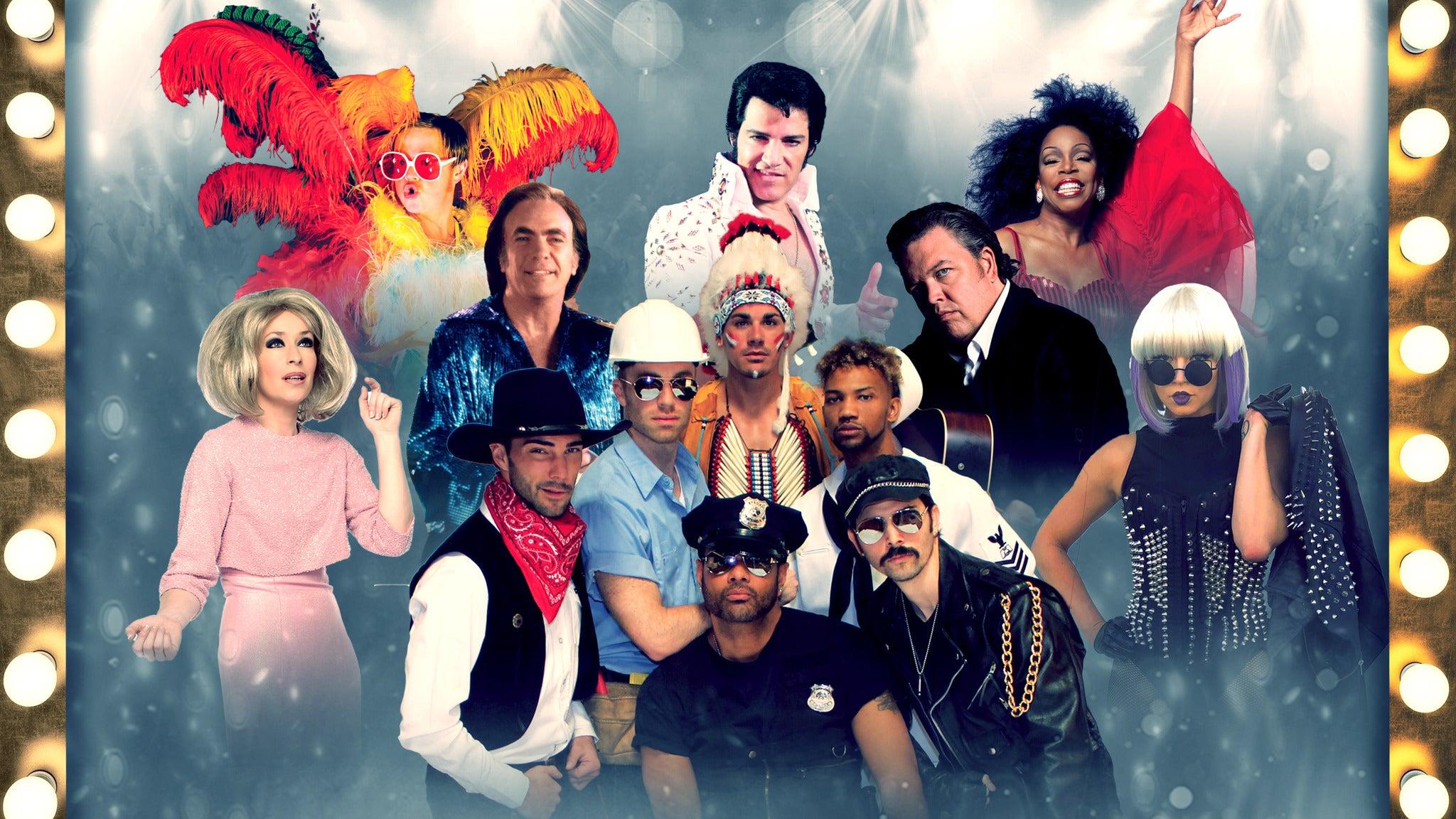Legends In Concert at Lawrenceburg Event Center
