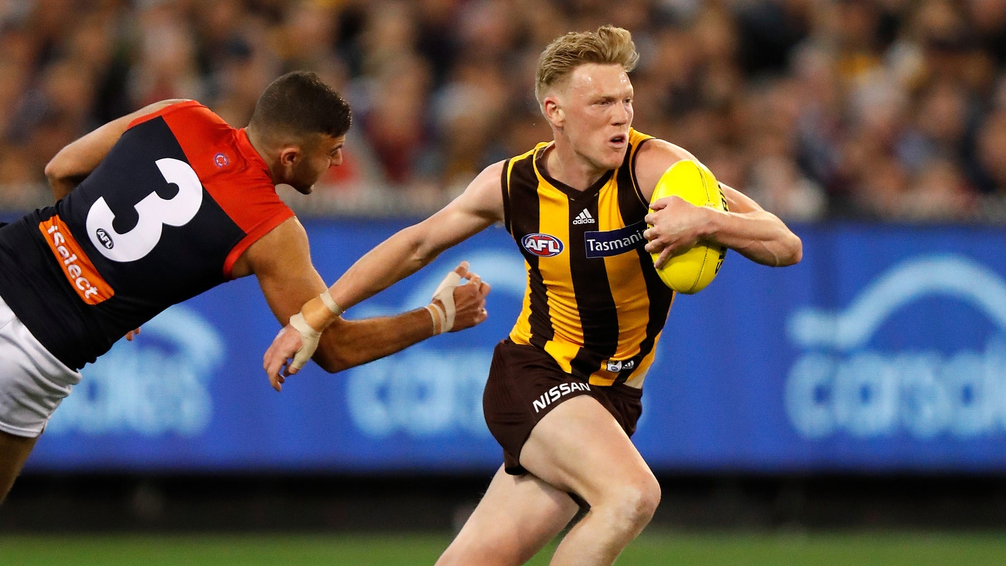 Hawthorn v Gold Coast SUNS - Club Members