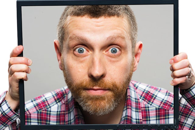 Dave Gorman With Great Powerpoint Comes Great Responsibilitypoint tickets (Copyright © Ticketmaster)
