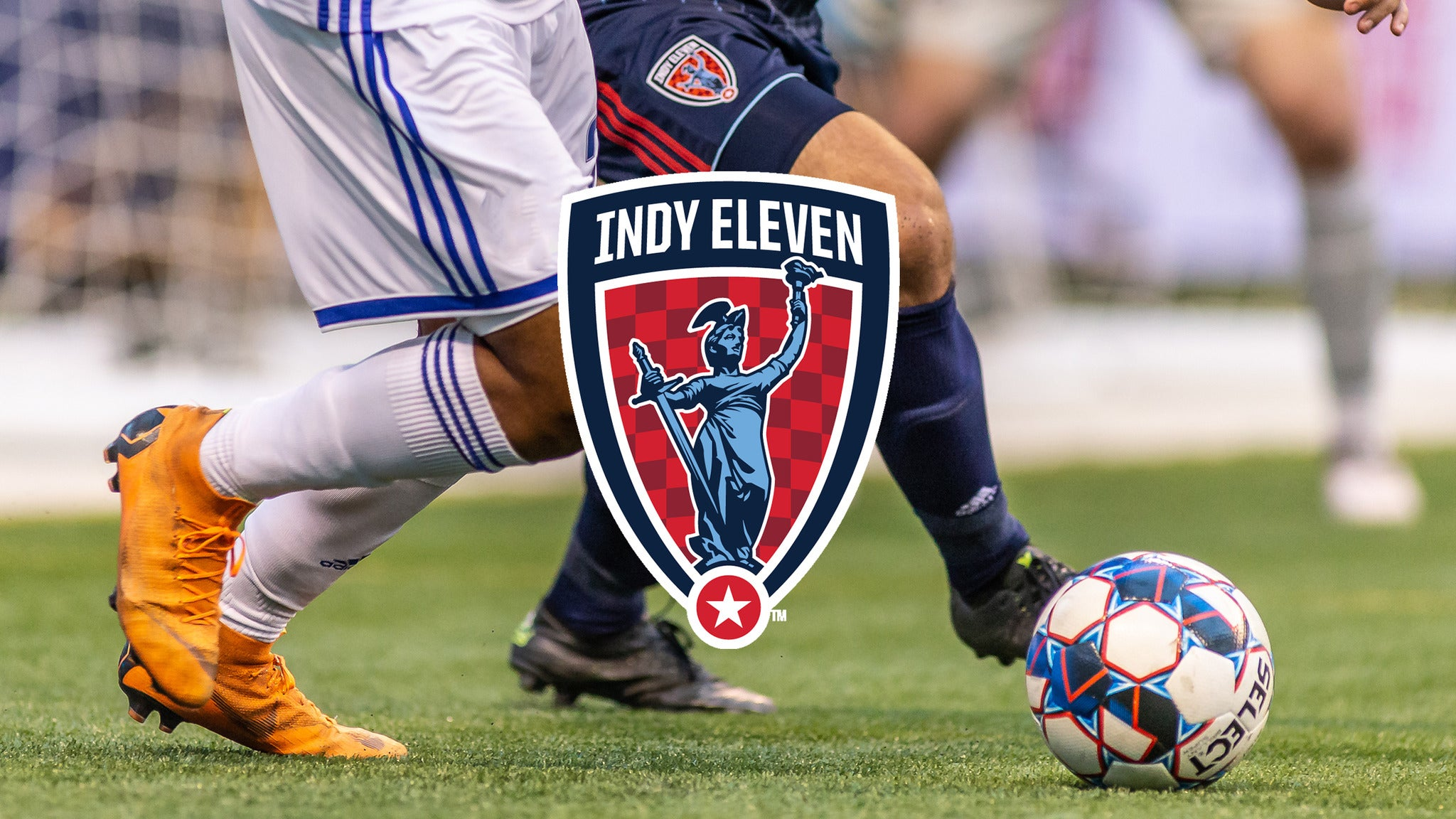 Charlotte Independence at Indy Eleven at Lucas Oil Stadium