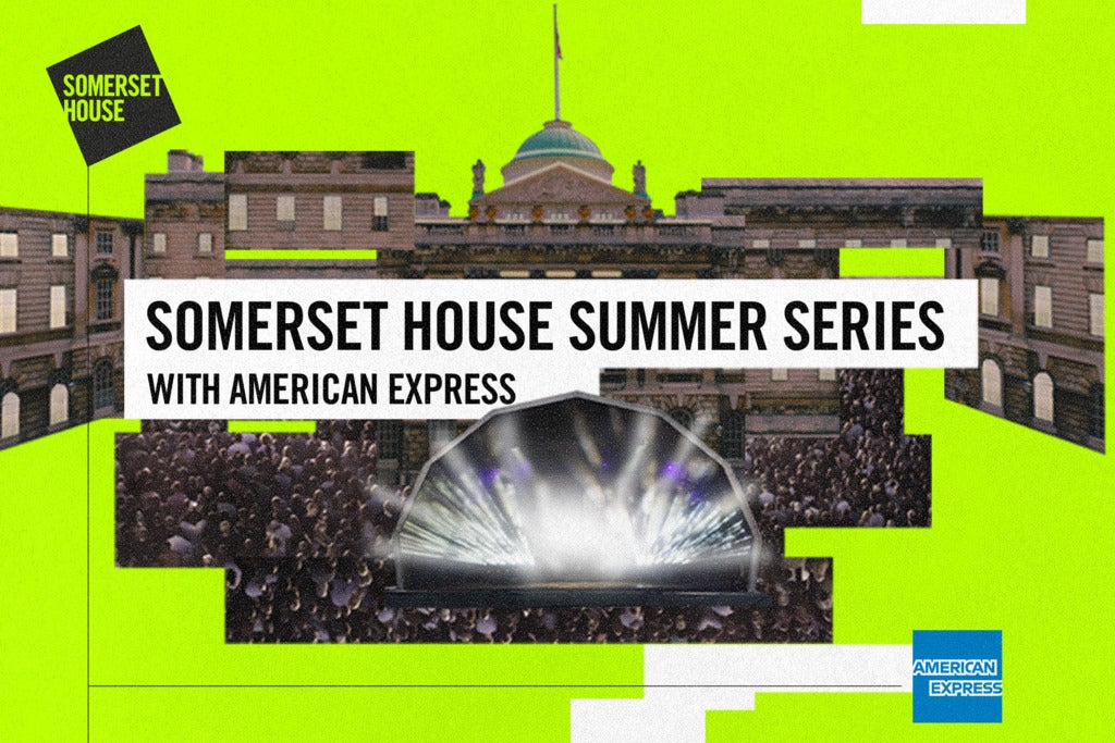 Somerset House Summer Series with American Express: Tove Lo