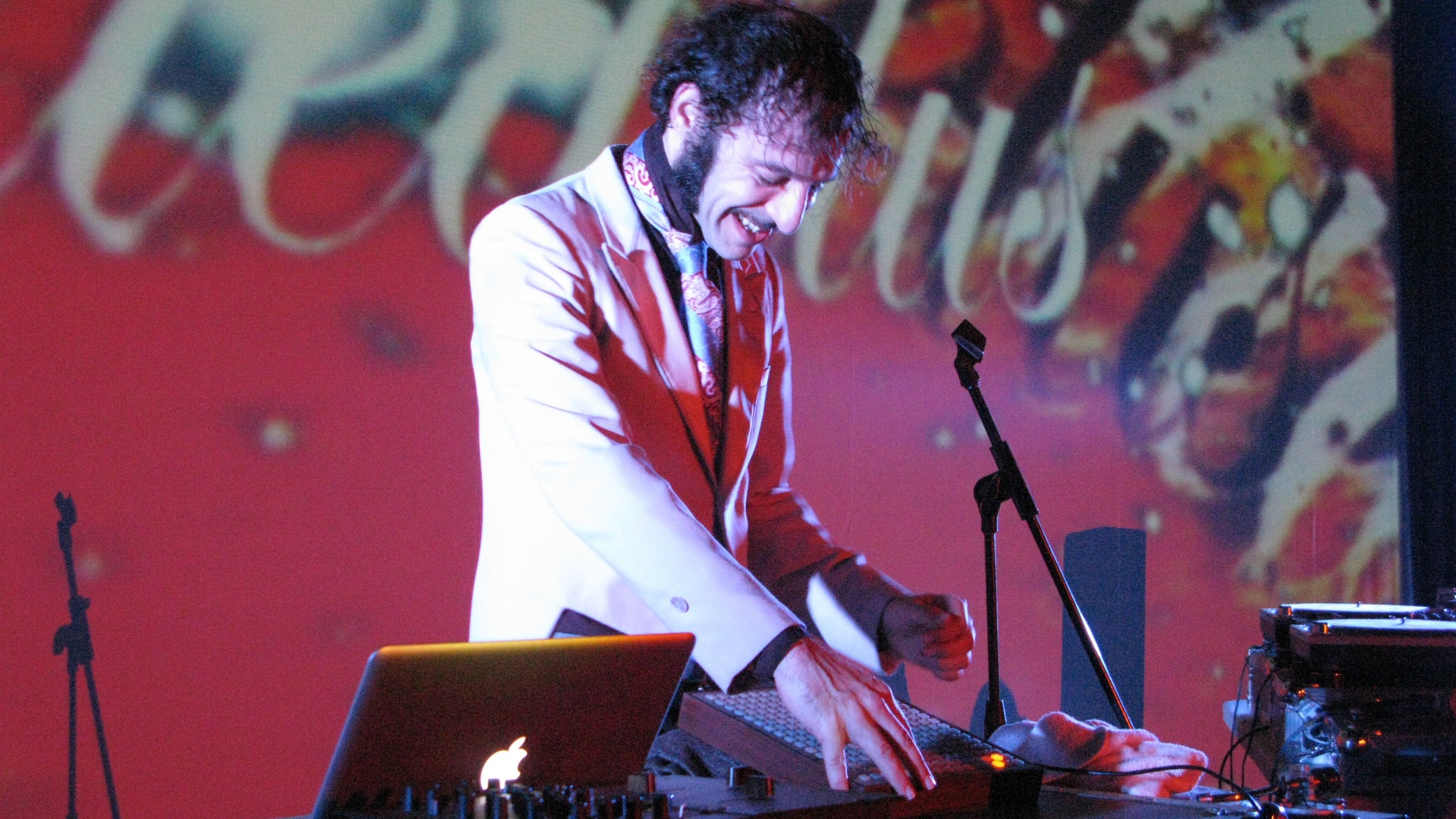 Daedelus, Free the Robots, Mono/Poly at Knitting Factory