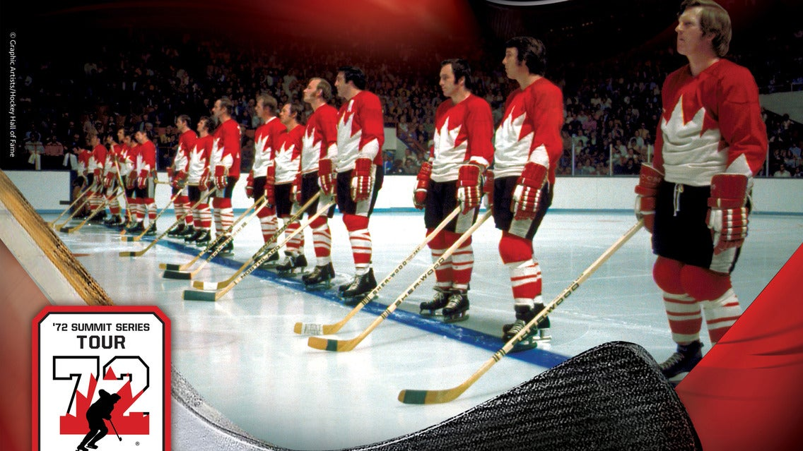 '72 Summit Series Tour live
