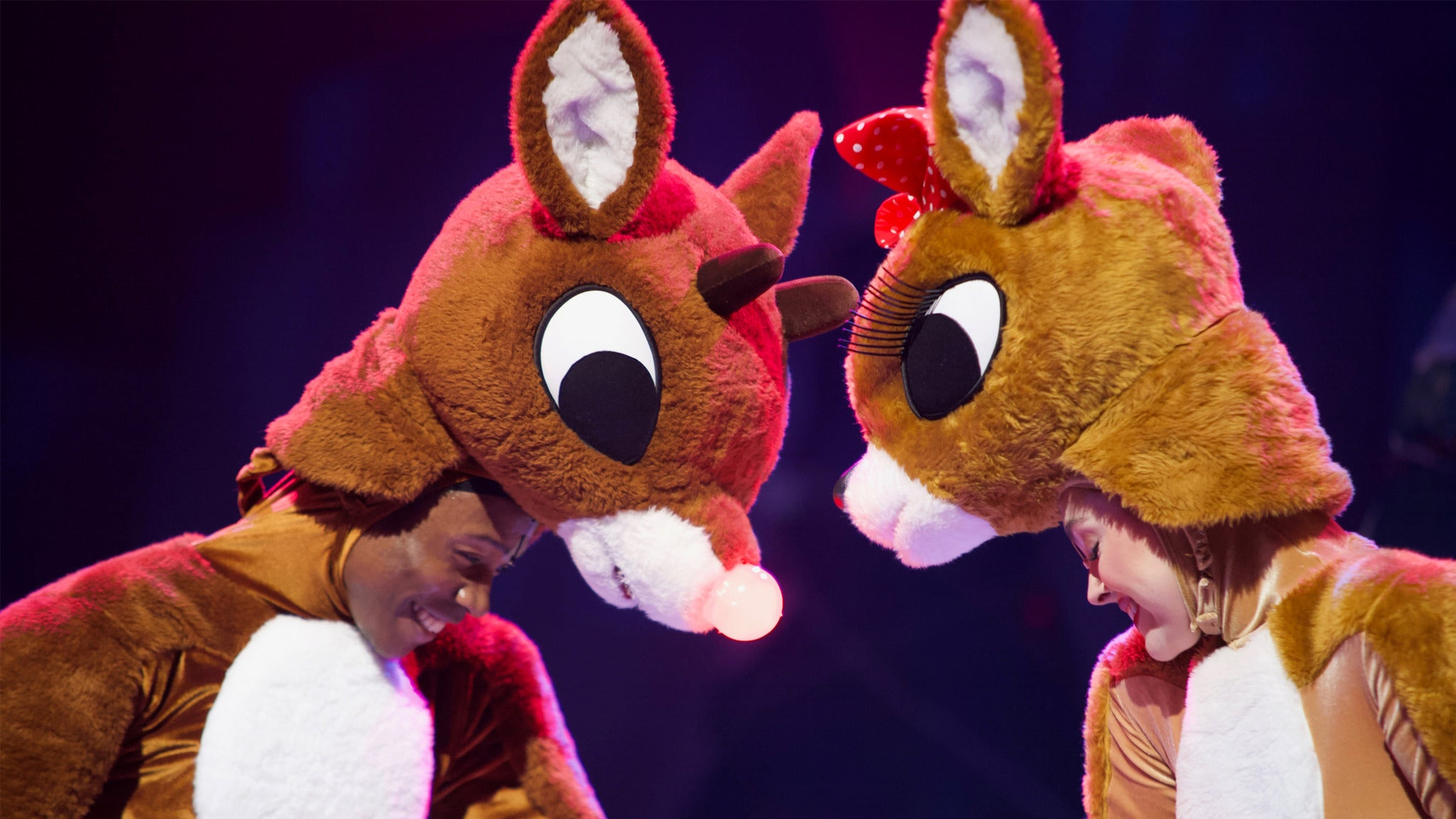 Rudolph the Red-Nosed Reindeer at Gallo Center for the Arts