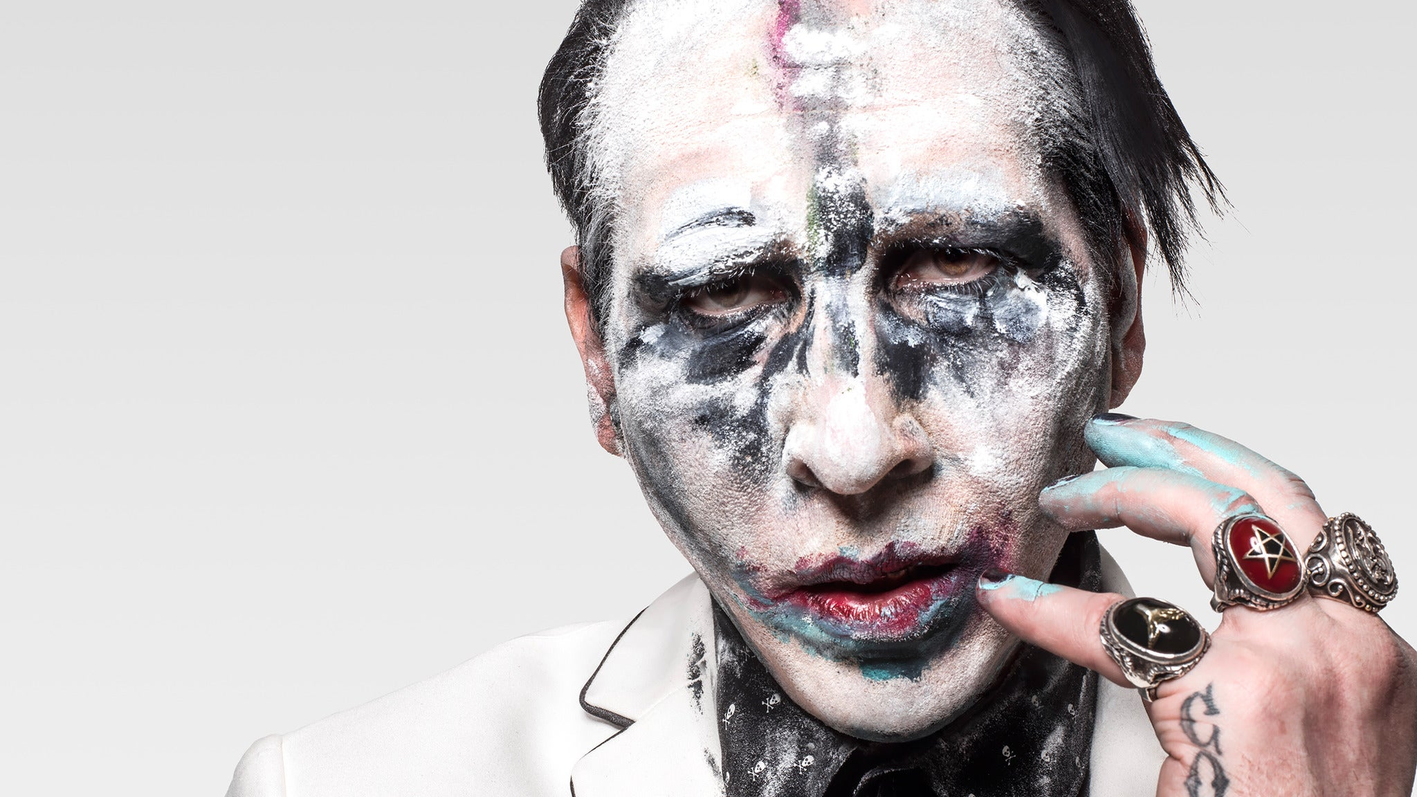 An Evening With Marilyn Manson at Fox Theater - Oakland
