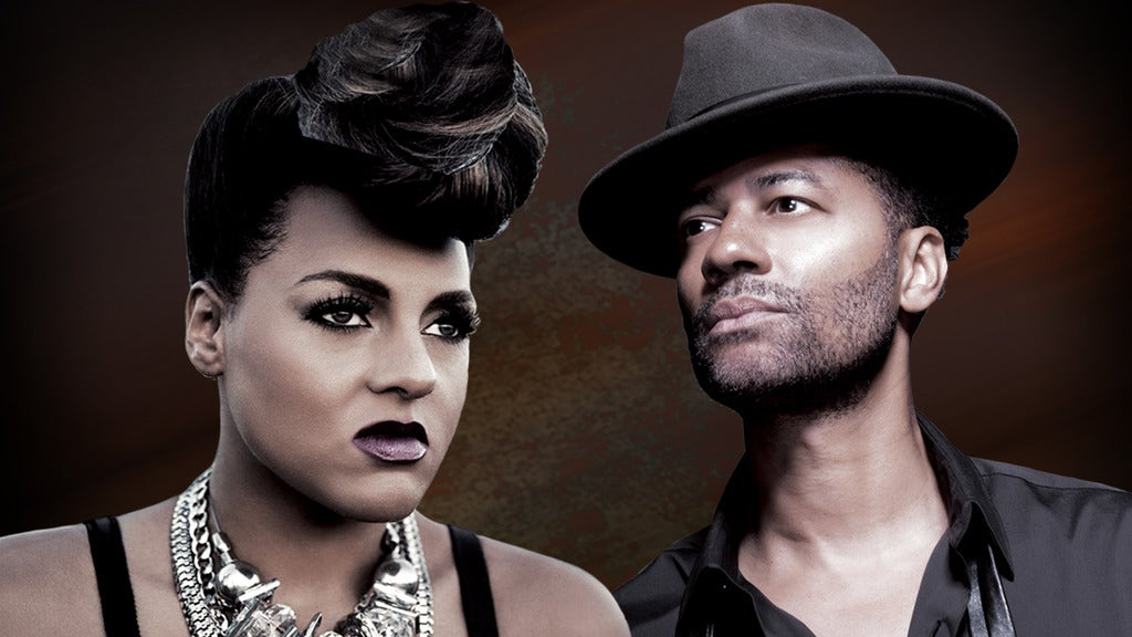 The M.E. Tour featuring Marsha Ambrosius and Eric Benét