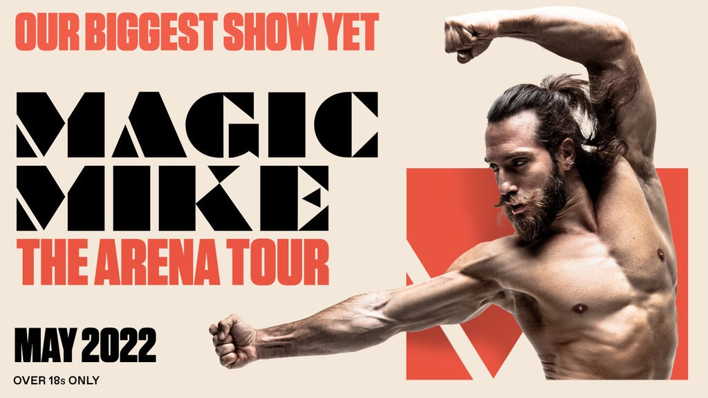 Hotels near Magic Mike The Arena Tour Events