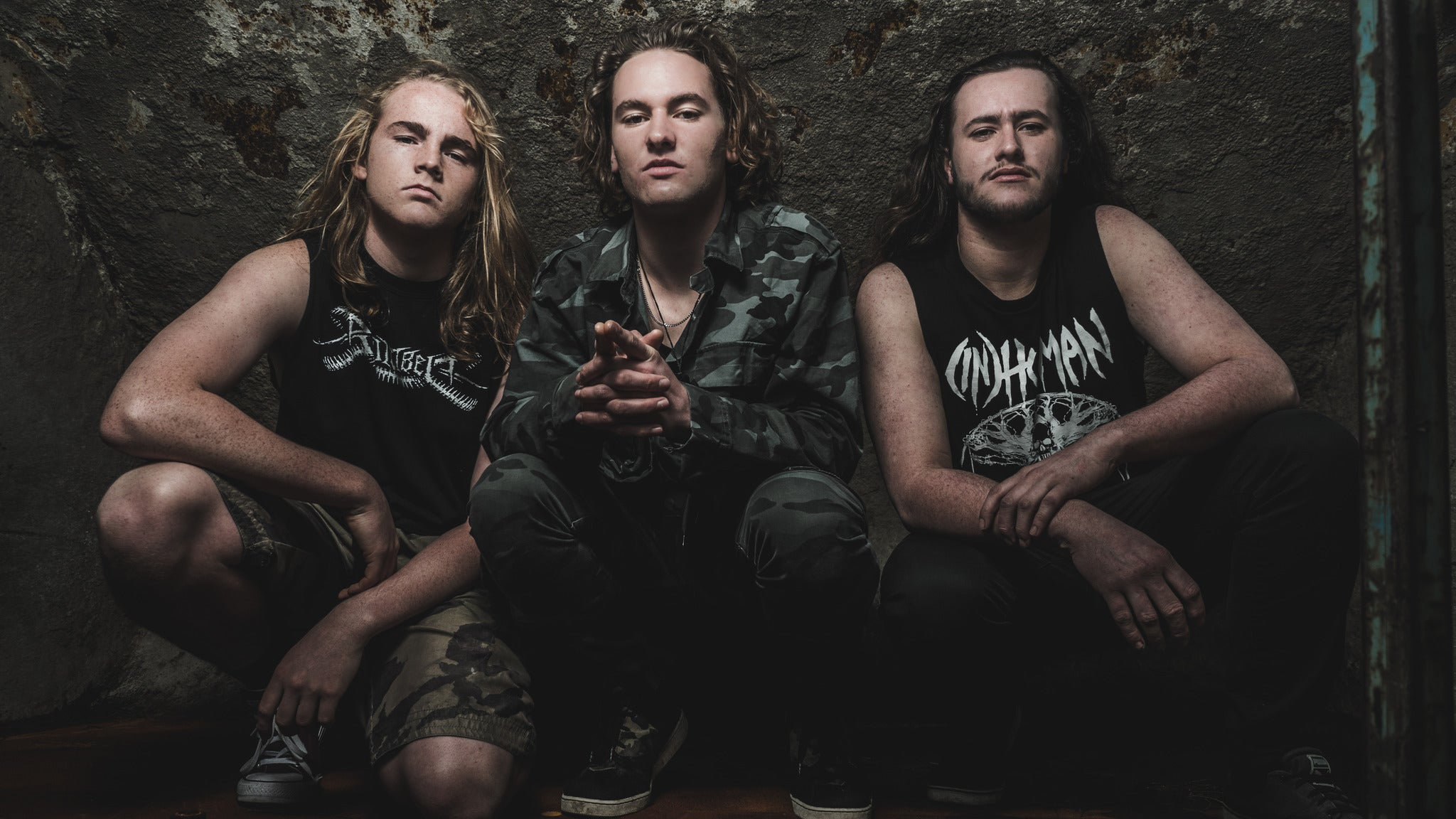 Alien Weaponry at Roxy Theatre-CA
