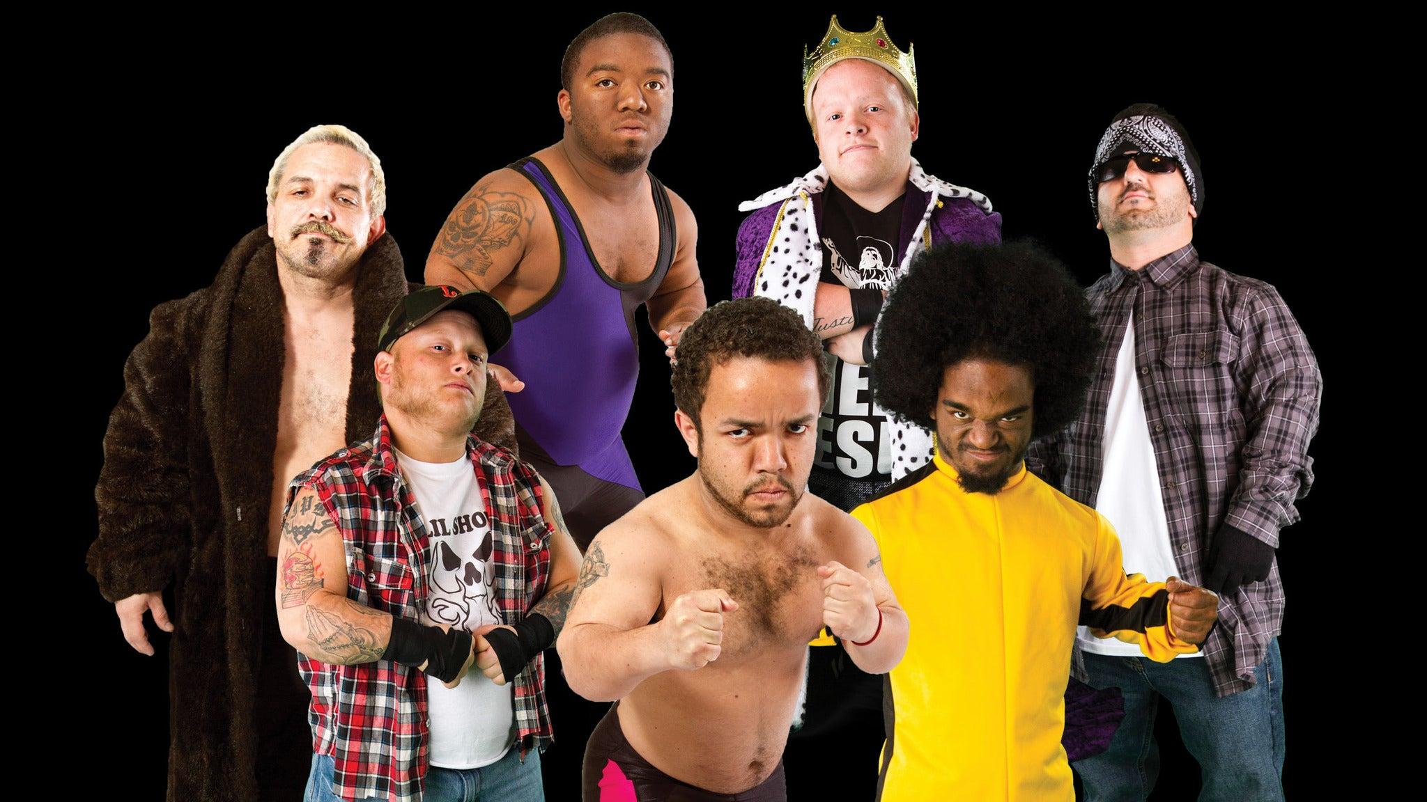 Extreme Midget Wrestling at Memorial Auditorium