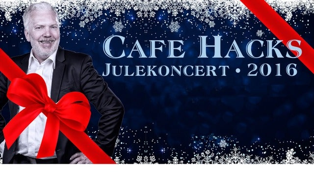 Cafe Hack Julekoncert
